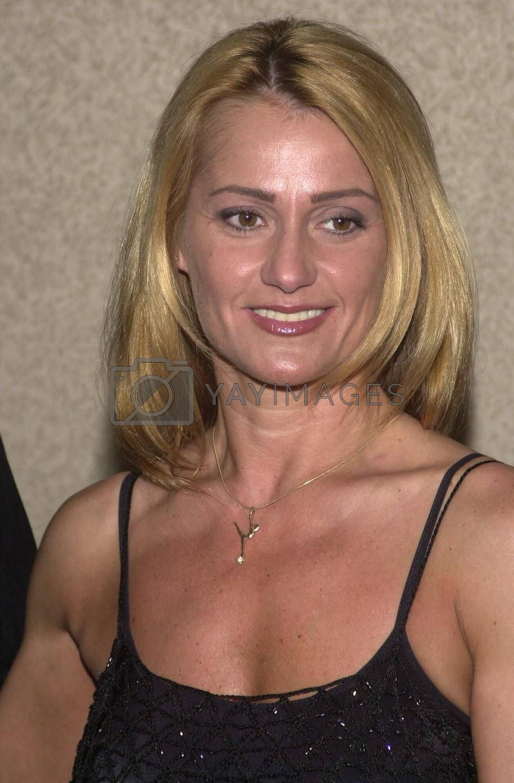 Nadia Comaneci at the Night Under The Stars Dinner-Dance to raise money for MS. Beverly Hills, 04-29-00