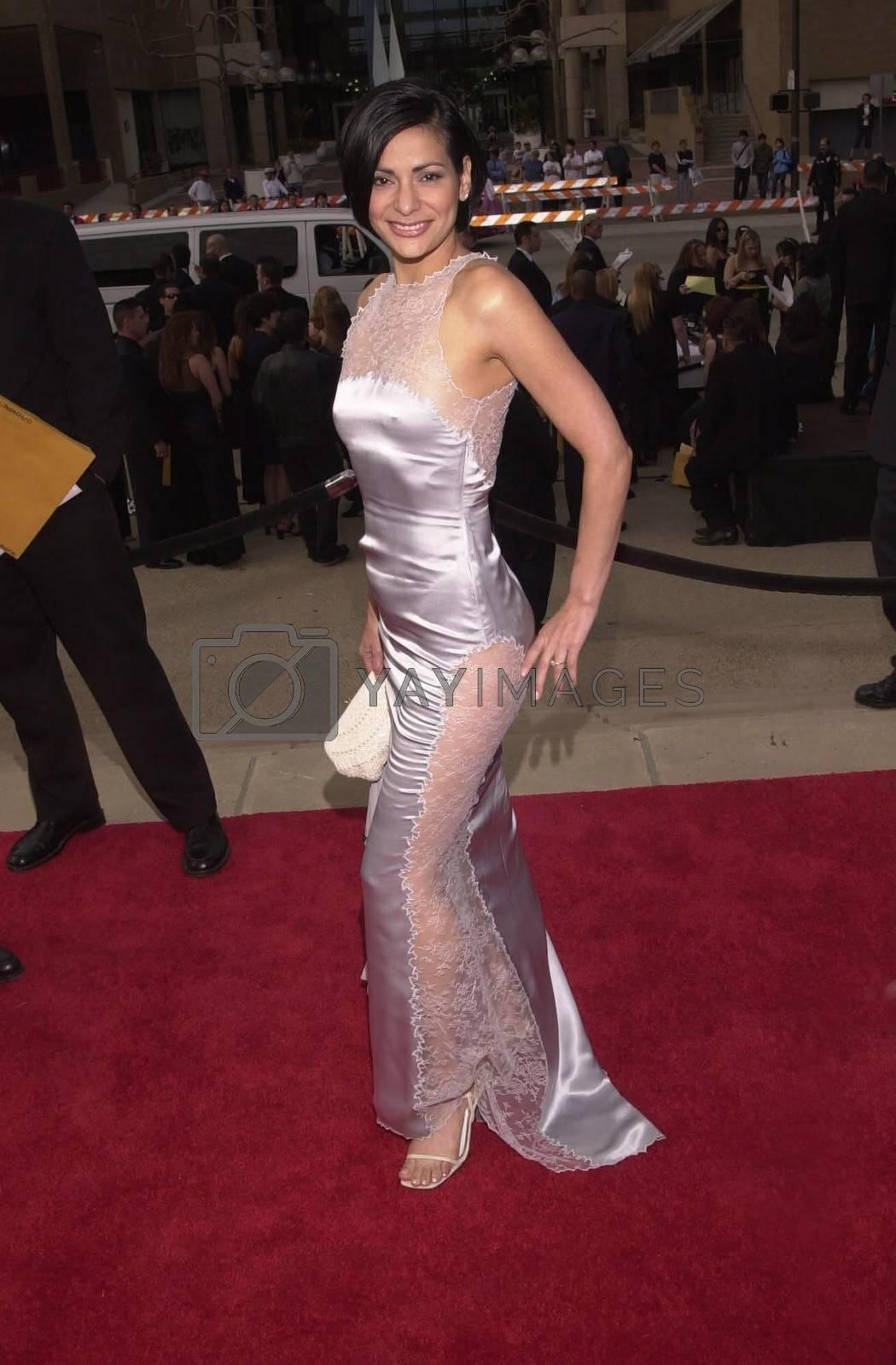 Constance Marie at the 2000 Alma Awards, in Pasadena, 04-16-00