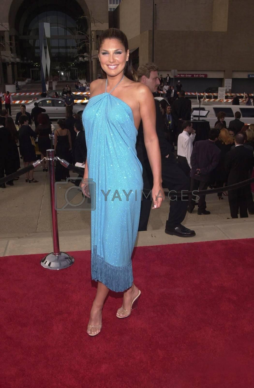 Daisy Fuentes at the 2000 Alma Awards, in Pasadena, 04-16-00
