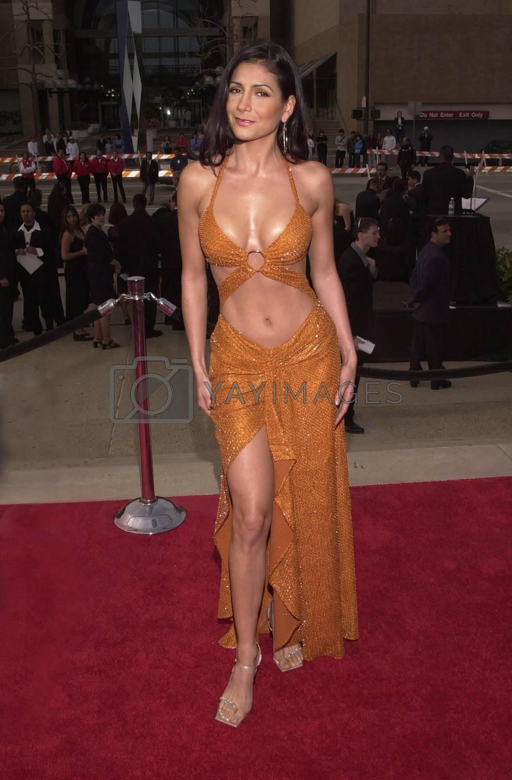 Patricia Monterola at the 2000 Alma Awards, in Pasadena, 04-16-00