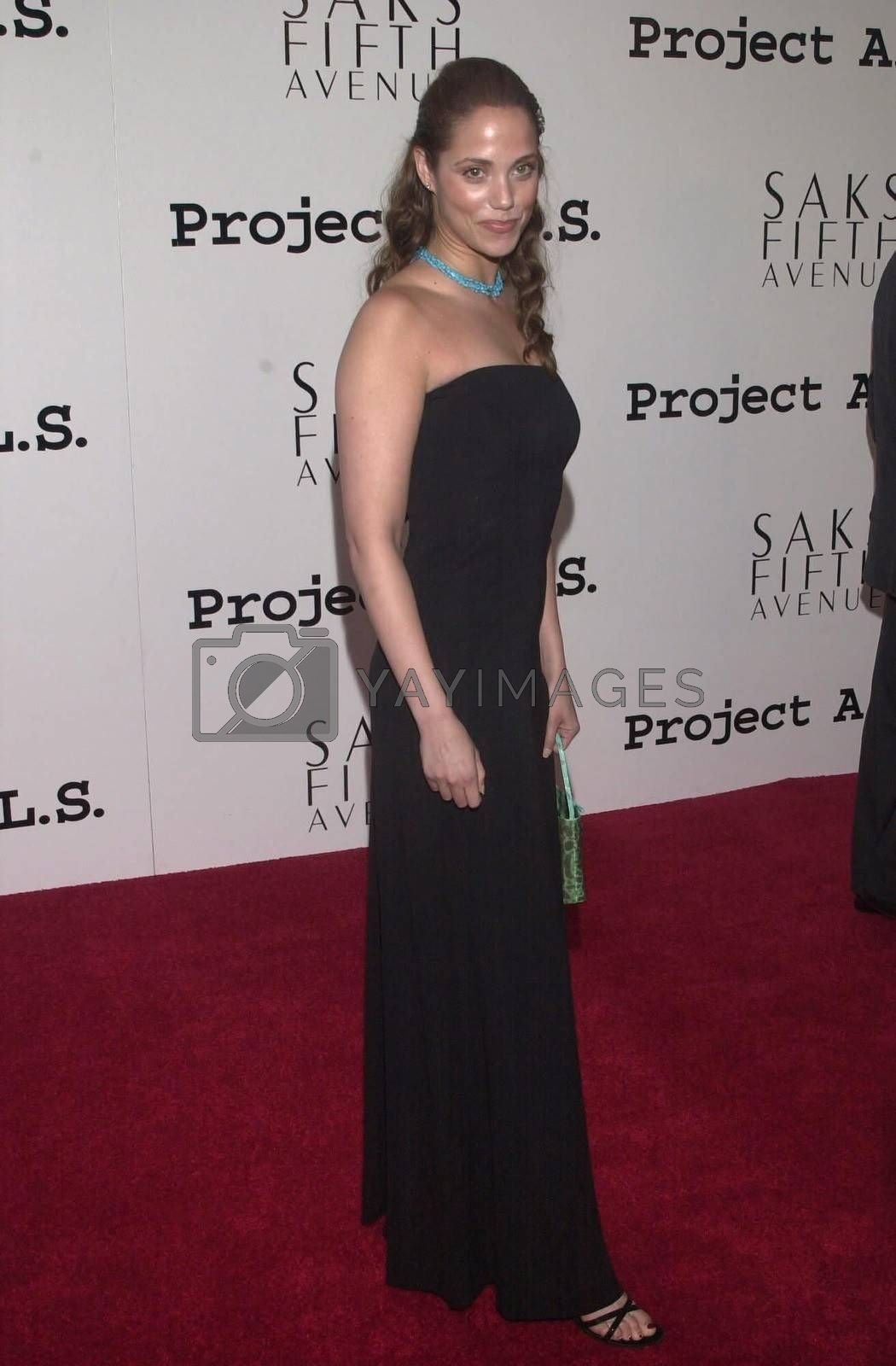 Elizabeth Berkeley at the 2nd Annual ALS Benefit at the Hollywood Palladium, 04-10-00