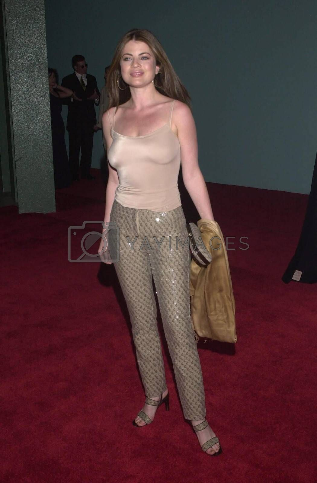 Yasmine Bleeth at the 2nd Annual ALS Benefit at the Hollywood Palladium, 04-10-00