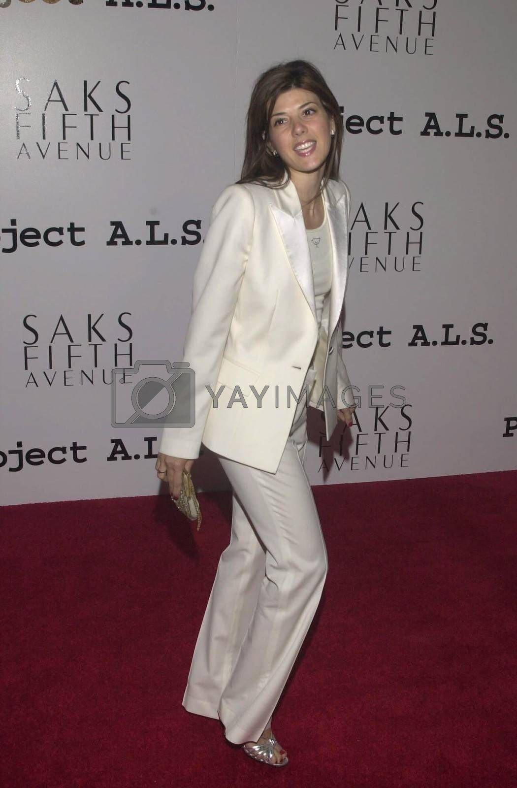 Marissa Tomei at the 2nd Annual ALS Benefit at the Hollywood Palladium, 04-10-00