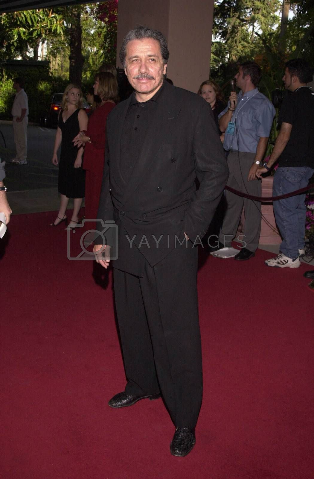 Edward James Almos at the 4th Annual Raul Julia Ending Hunger Fund Benefit, Beverly Hills, 04-30-00