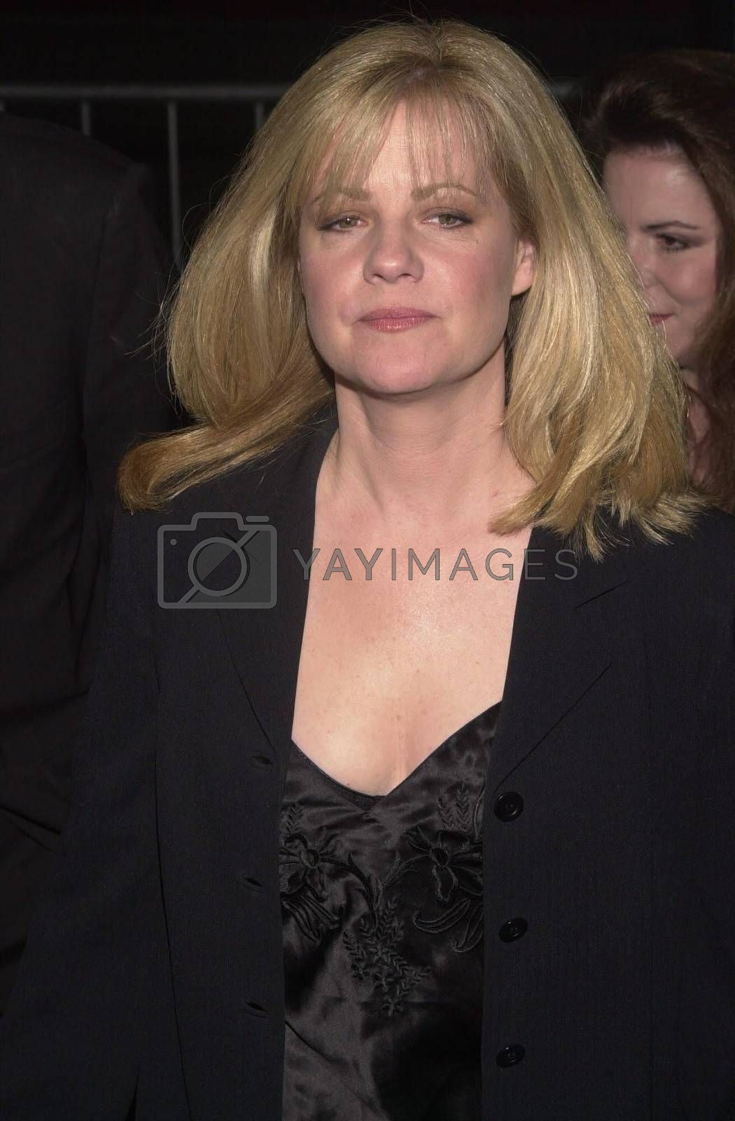 """Bonnie Hunt at the premiere of MGM's """"RETURN TO ME"""" in Century City, 04-03-00"""