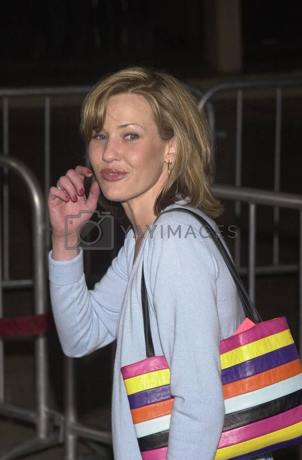 """Joey Lauren Adams at the premiere of MGM's """"RETURN TO ME"""" in Century City, 04-03-00"""