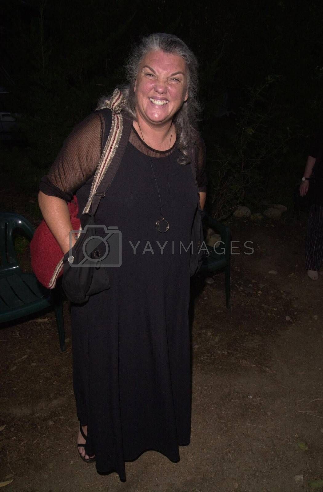 Tyne Daly at The Strength of Women at the Will Geer Theatricum Botanicum. 08-19-00