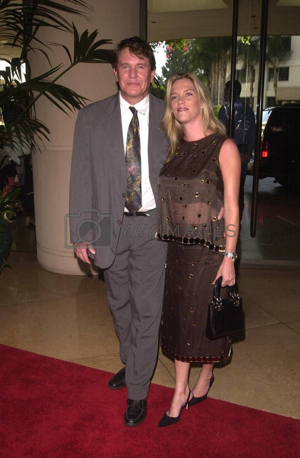 Tom Berenger and Patricia Alvaran at the Golden Boot Awards for Westerns on Film & Television in Beverly Hills. 08-05-00