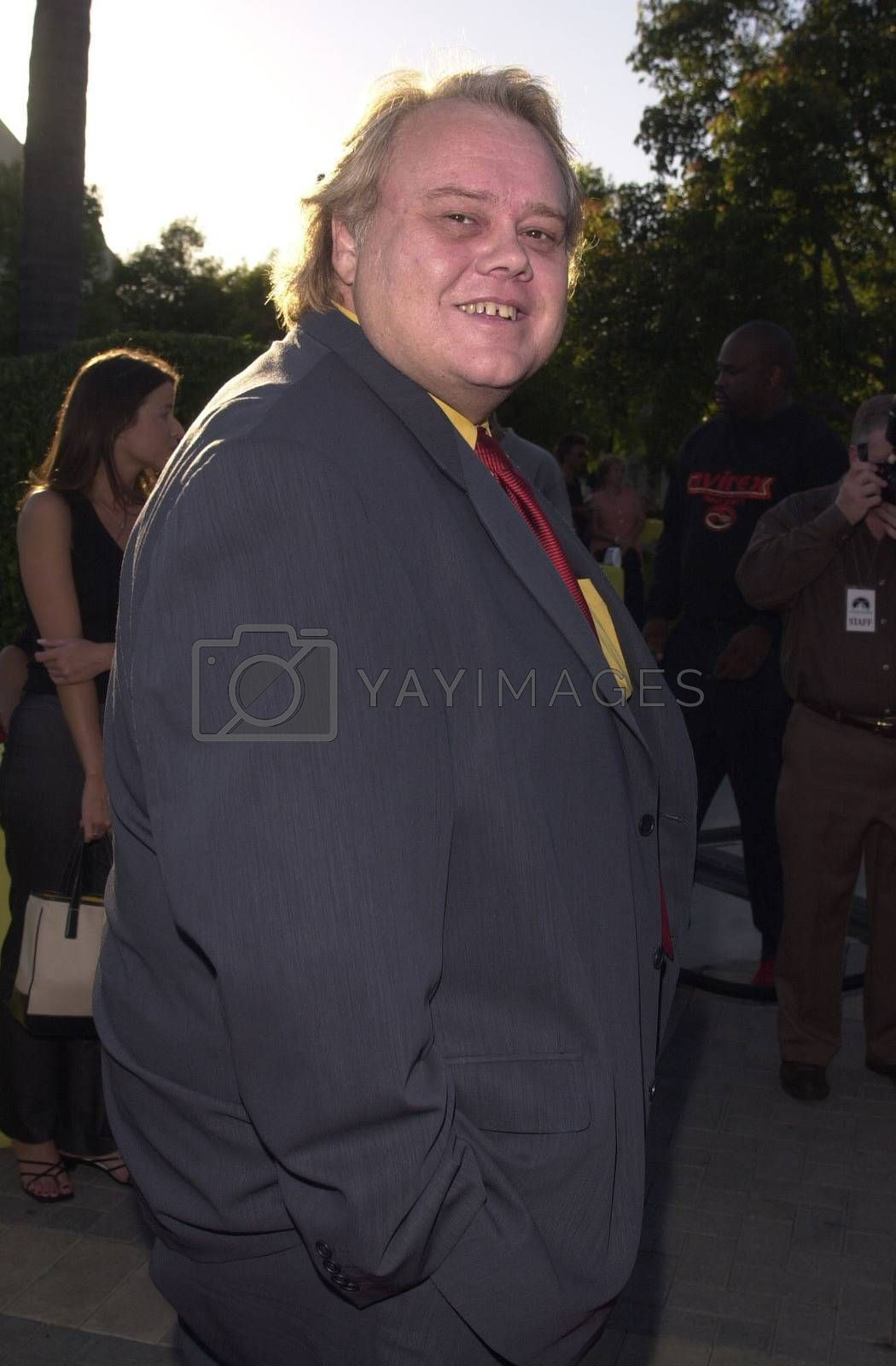 """Louie Anderson at the premiere of """"Original Kings of Comedy"""" in Hollywood. 08-10-00"""