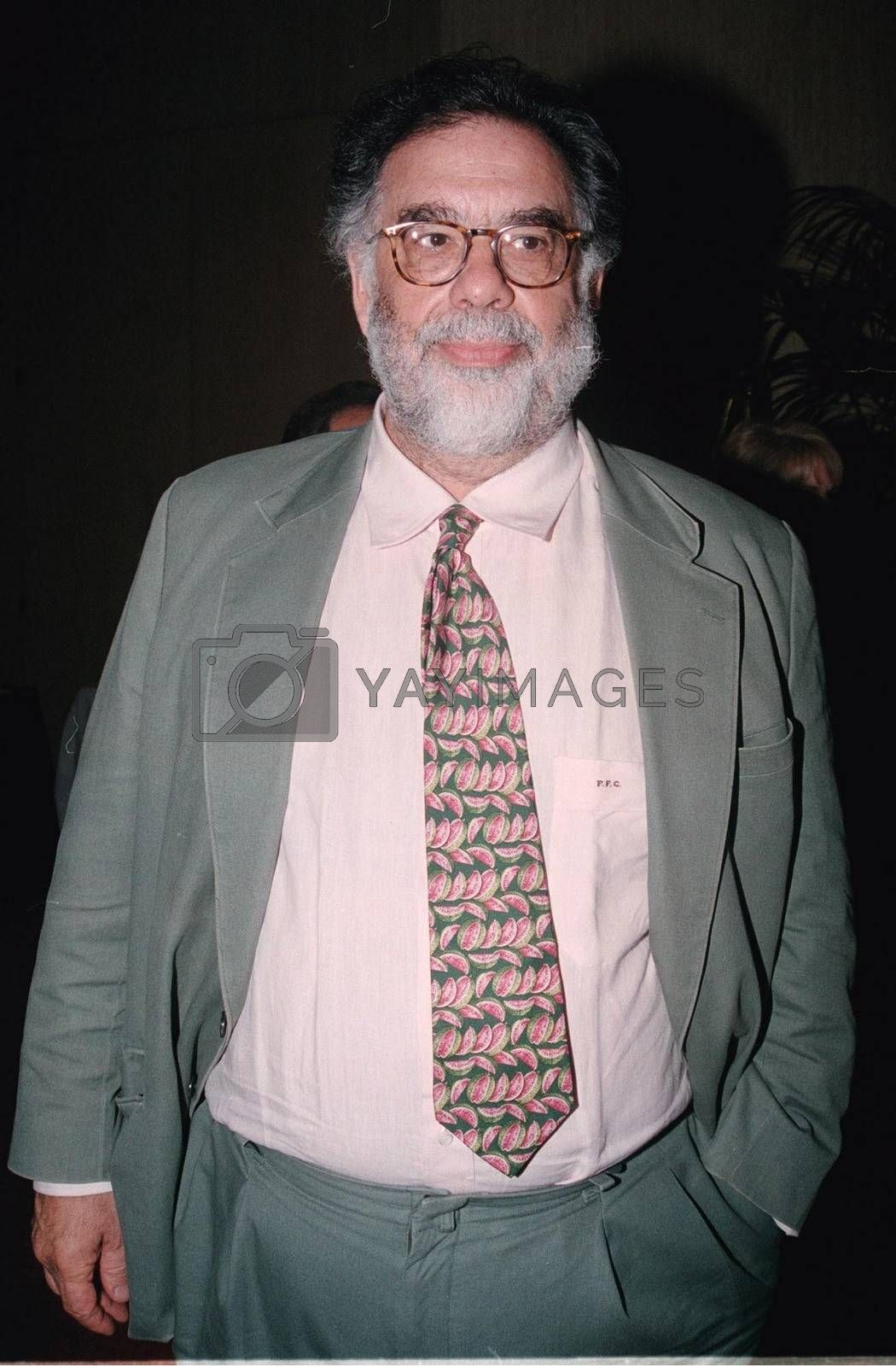 Francis Ford Coppola at the Hollywood Film Awards in Beverly Hills. 08-08-00