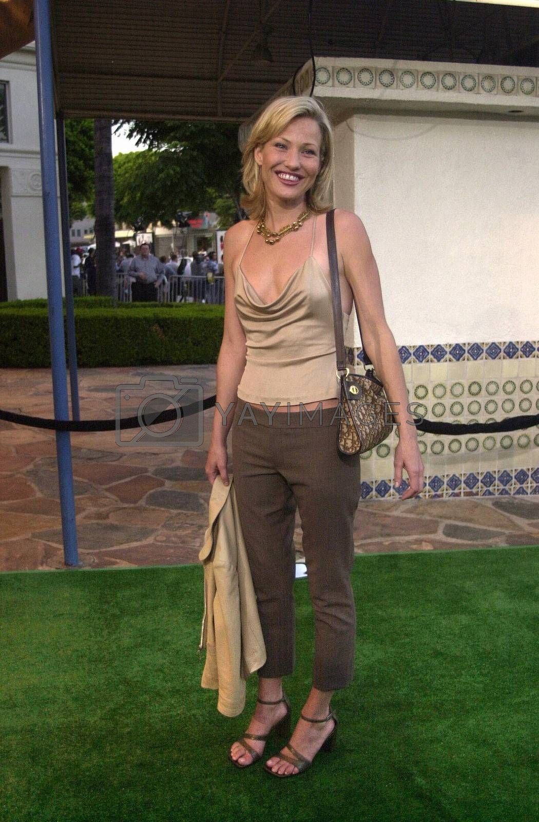 Joey Lauren Adams at the premiere of The Replacements in Westwood. 08-07-00