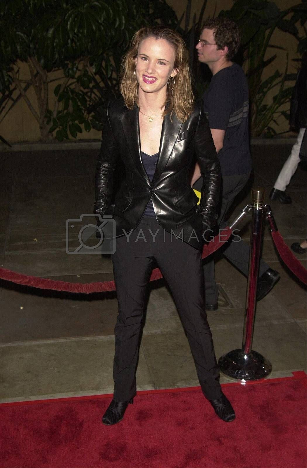 Juliette Lewis at the premiere of The Way Of The Gun in Hollywood. 08-29-00