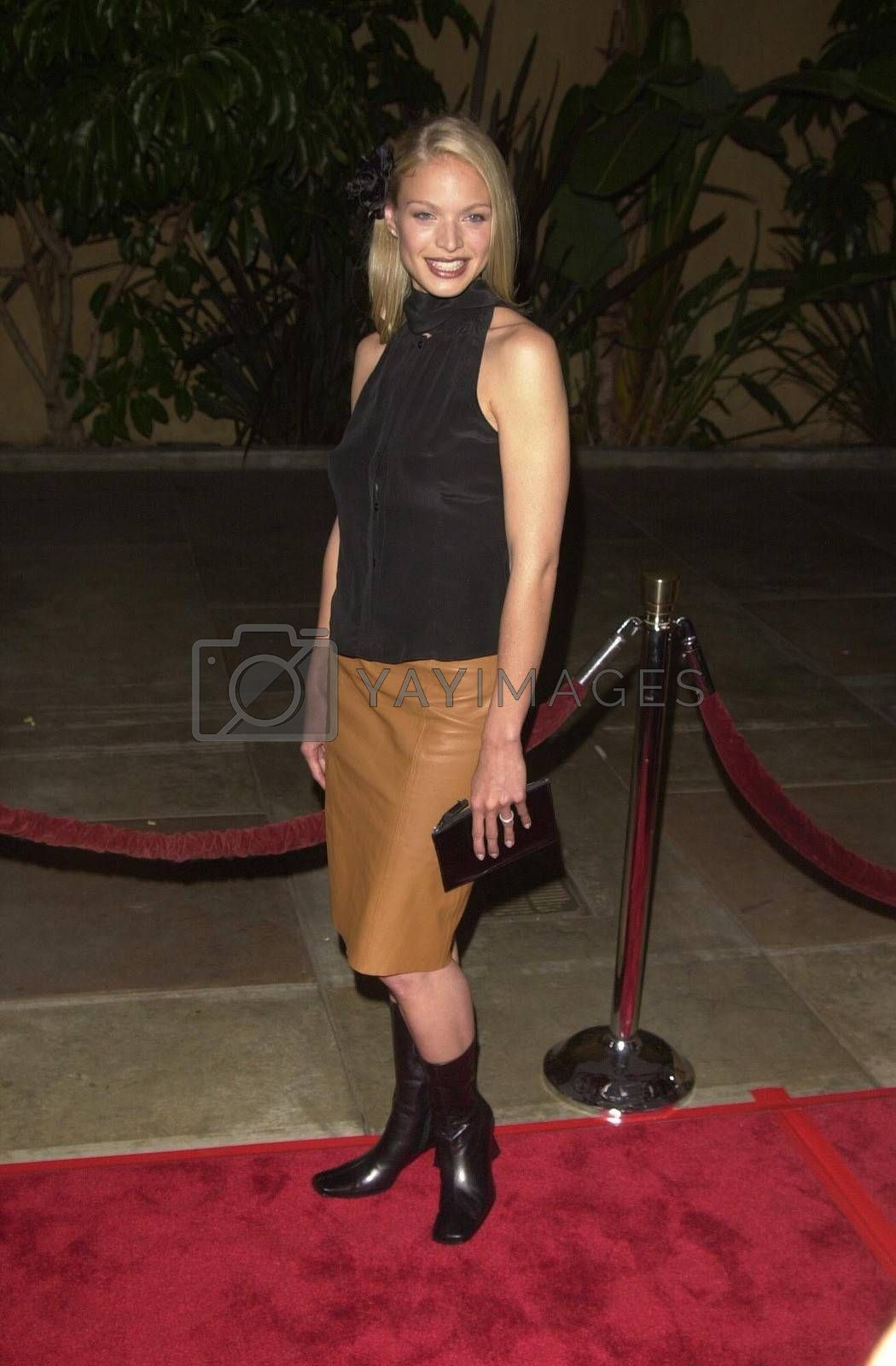 Kristin Lehman at the premiere of The Way Of The Gun in Hollywood. 08-29-00