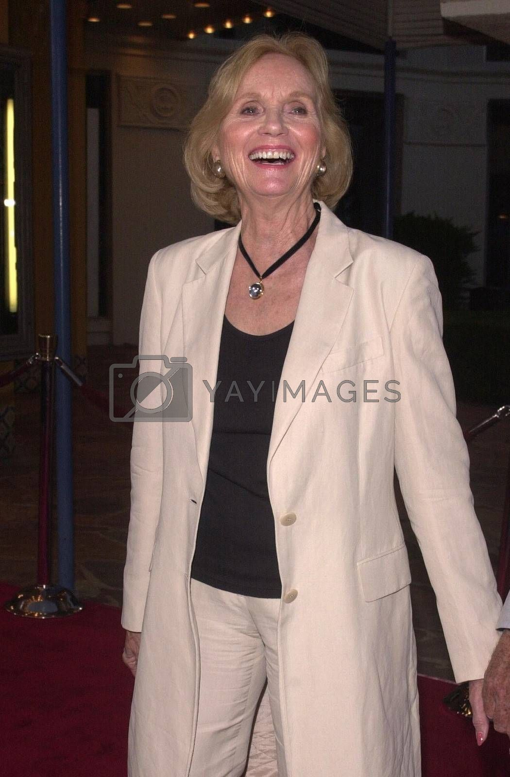 """Eva Marie Saint at the premiere of """"Space Cowboys"""" in Westwood. 08-01-00"""