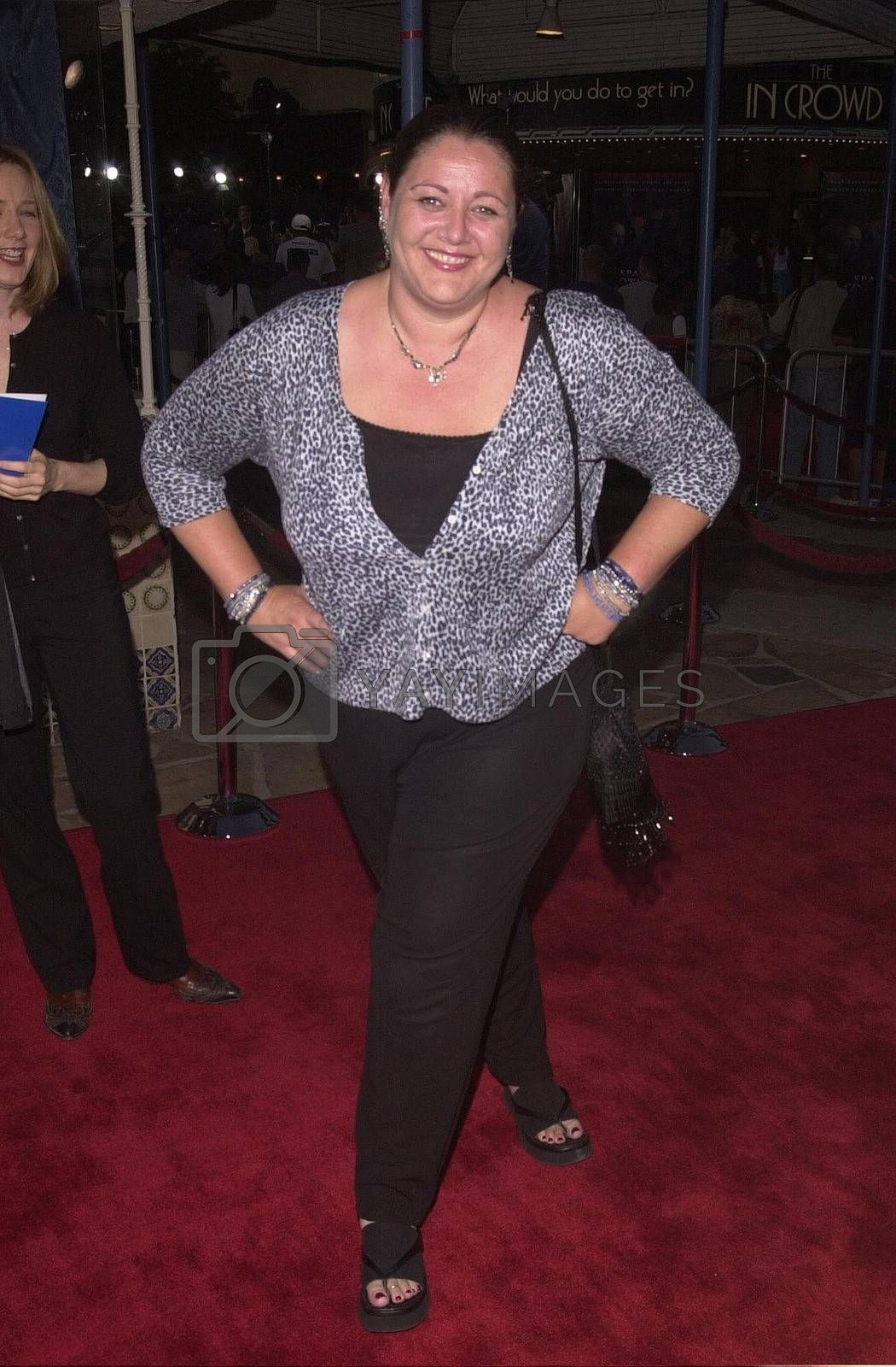 """Camryn Manheim at the premiere of """"Space Cowboys"""" in Westwood. 08-01-00"""