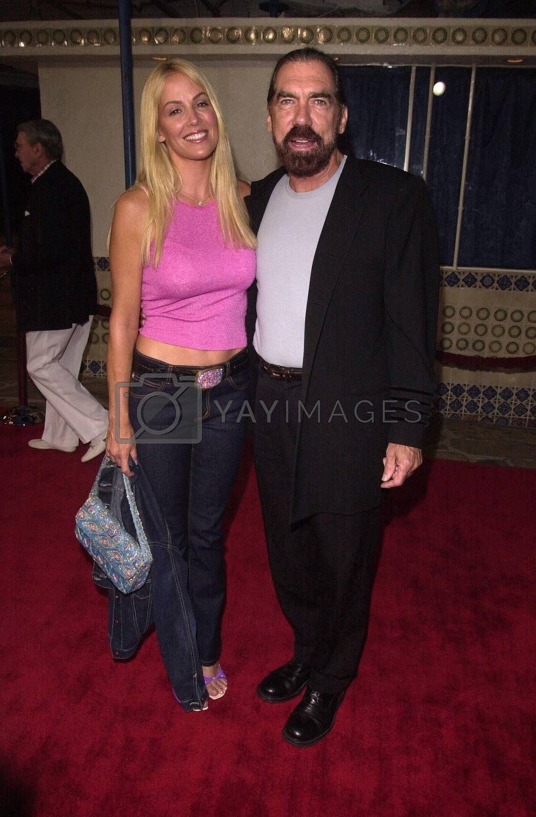 """Paul Mitchell and Wife at the premiere of """"Space Cowboys"""" in Westwood. 08-01-00"""