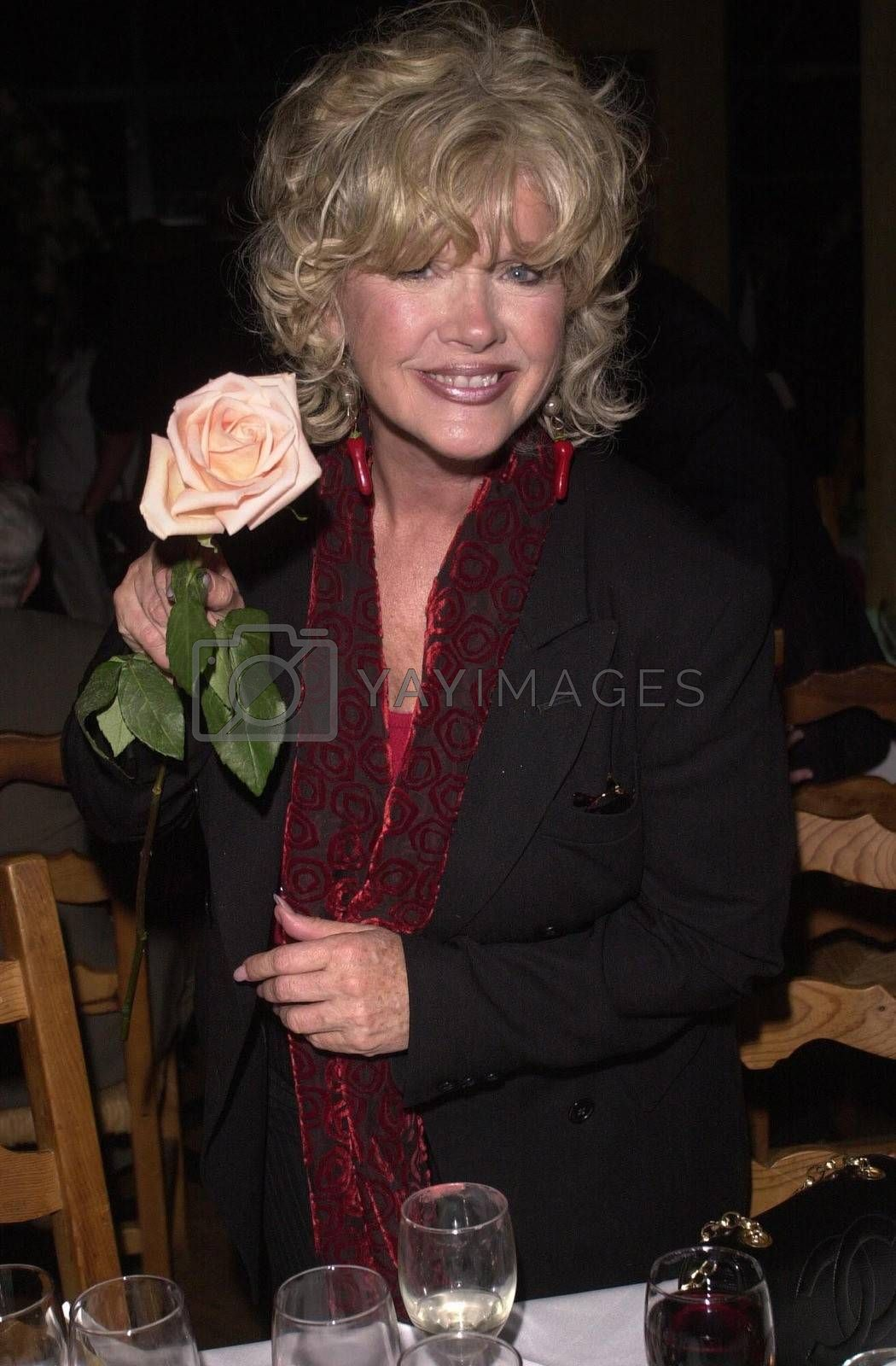 Connie Stevens at the premiere of My 5 Wives in Santa Monica. 08-28-00