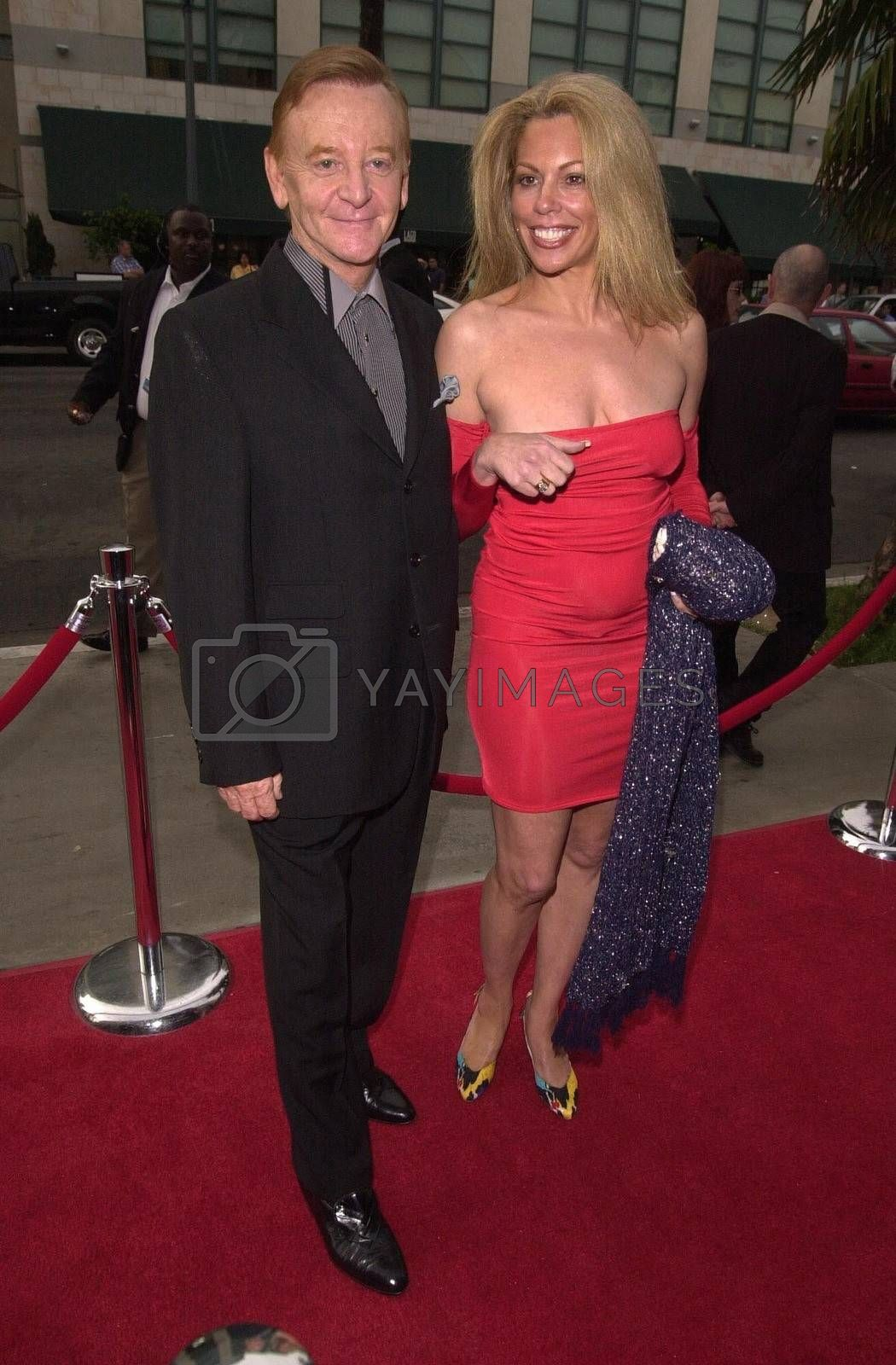 John Byner and wife Annie at the premiere of My 5 Wives in Santa Monica. 08-28-00
