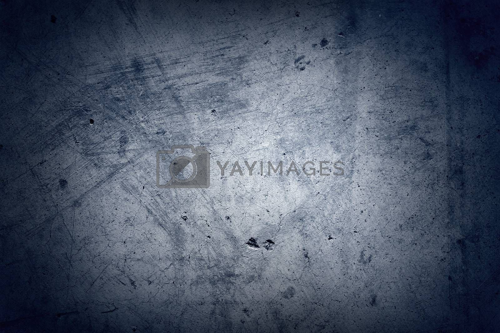 Grunge textured wall. Copy space