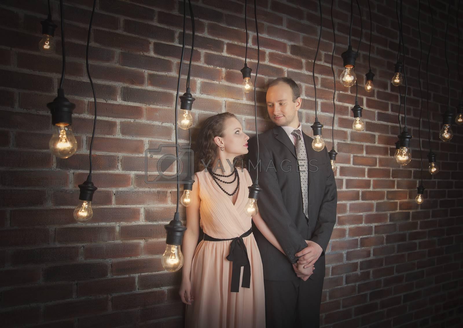 amazing couple portraits by raduga21