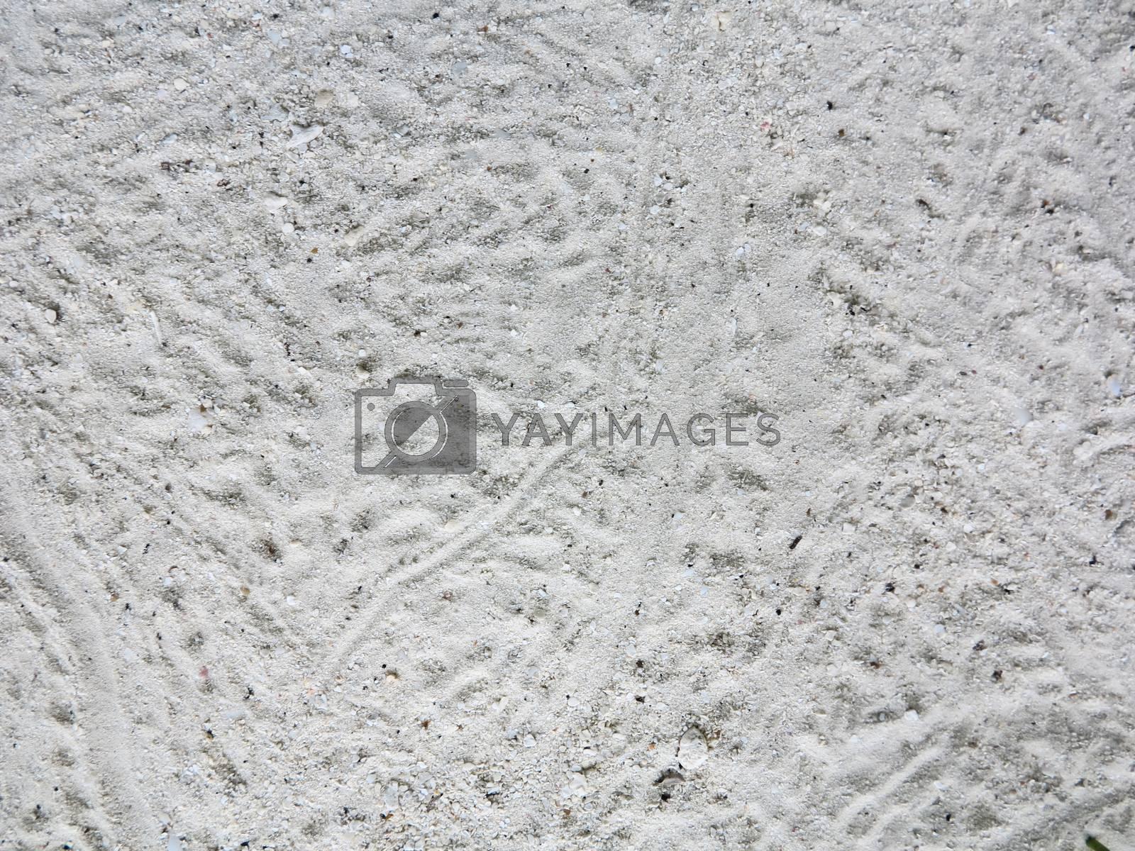 Beach sand texture background by get4net