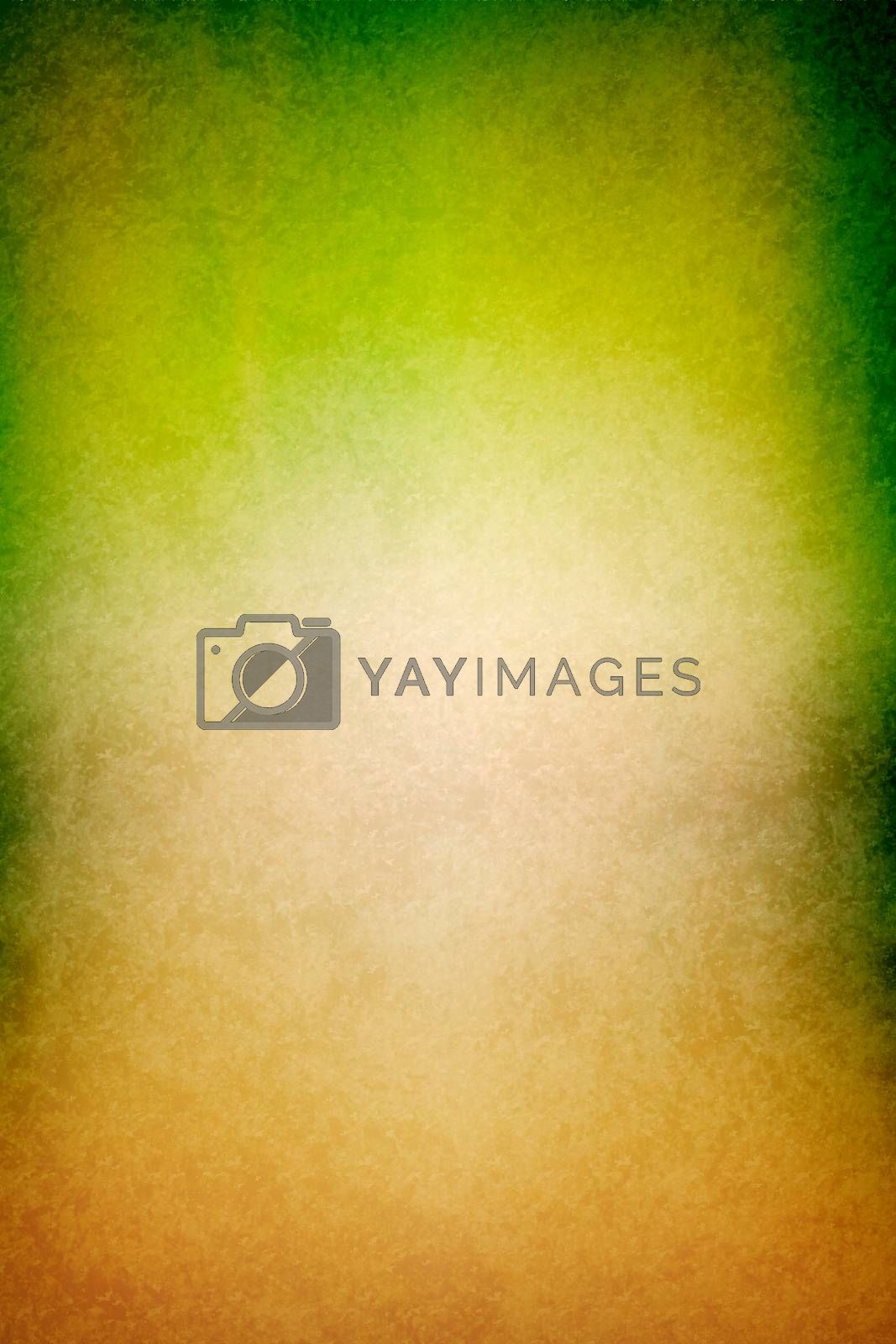 Illustration of abstract colorful grunge background