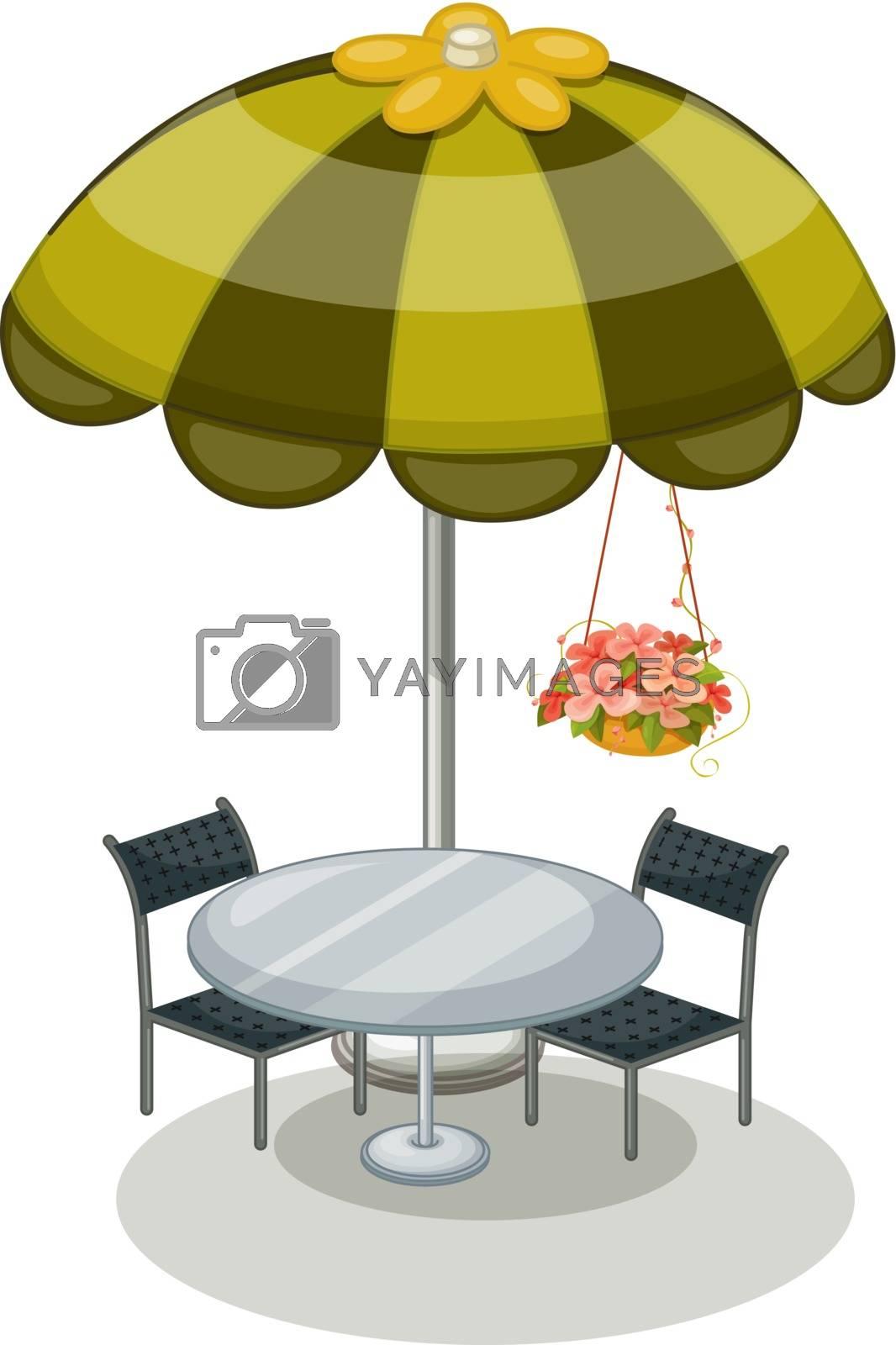 Illustration of object elements illustrations