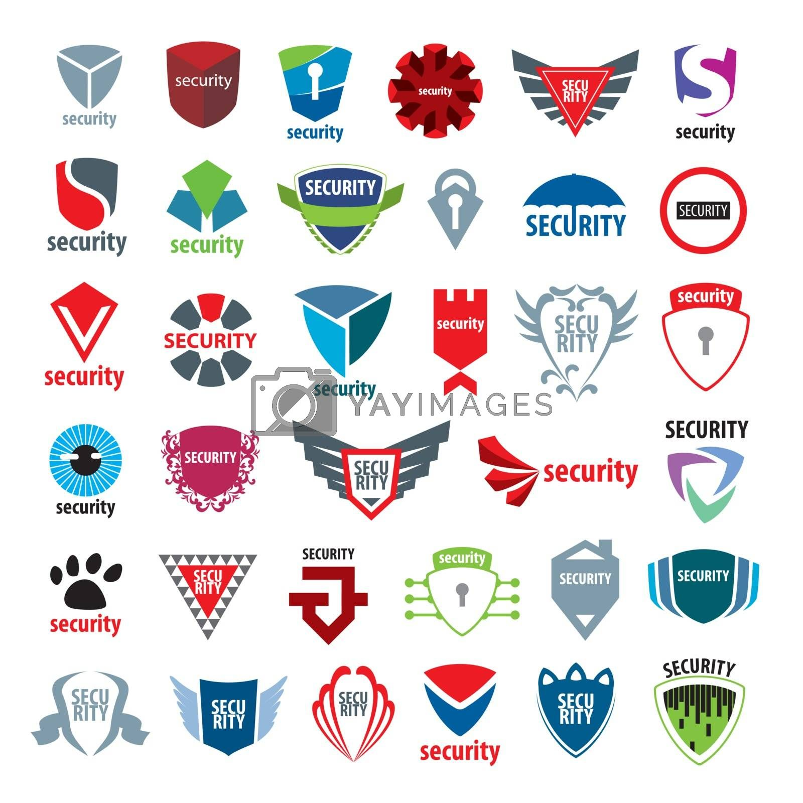 biggest collection of vector logos protection and enforcement by butenkow