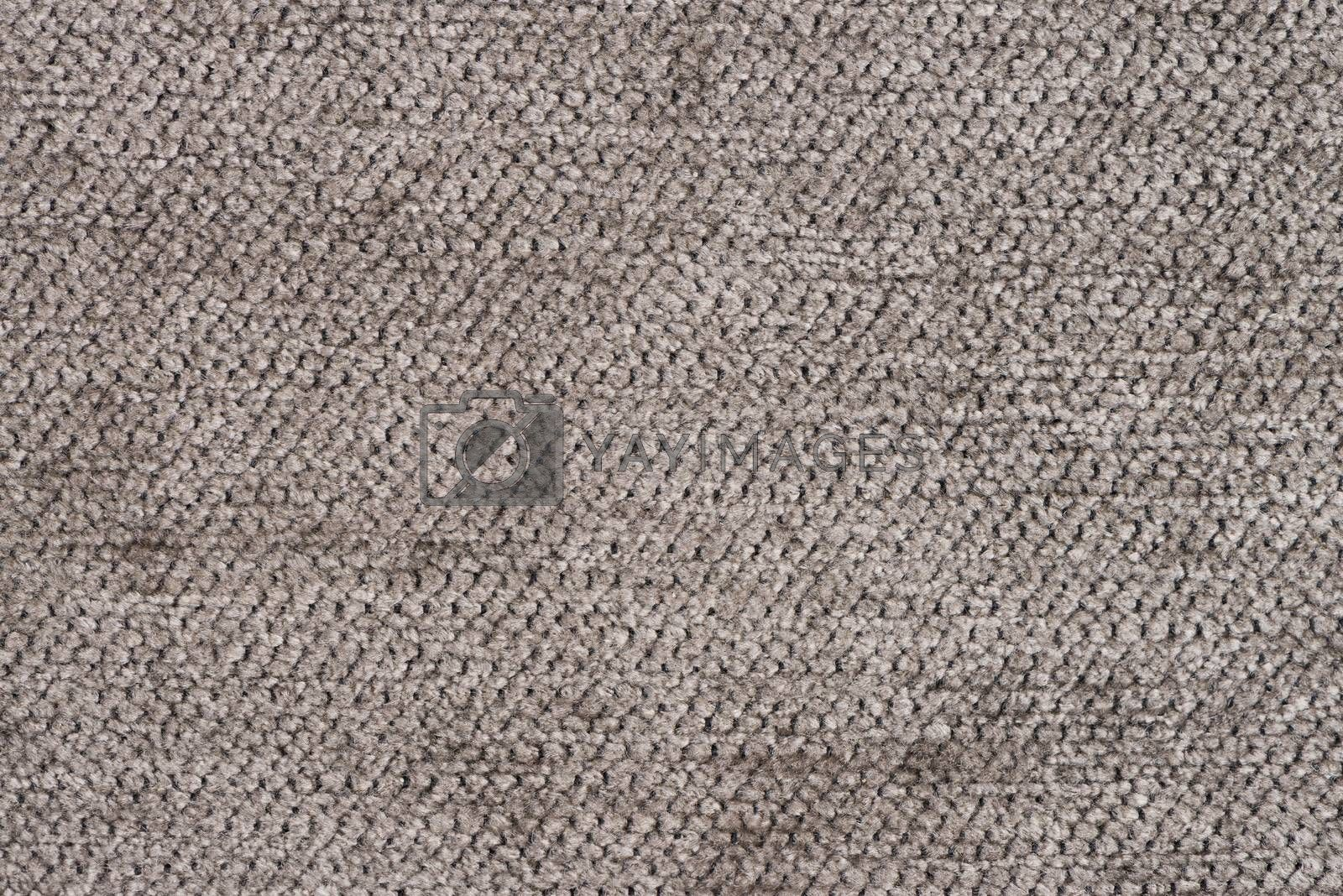 Grey fabric texture  by homydesign