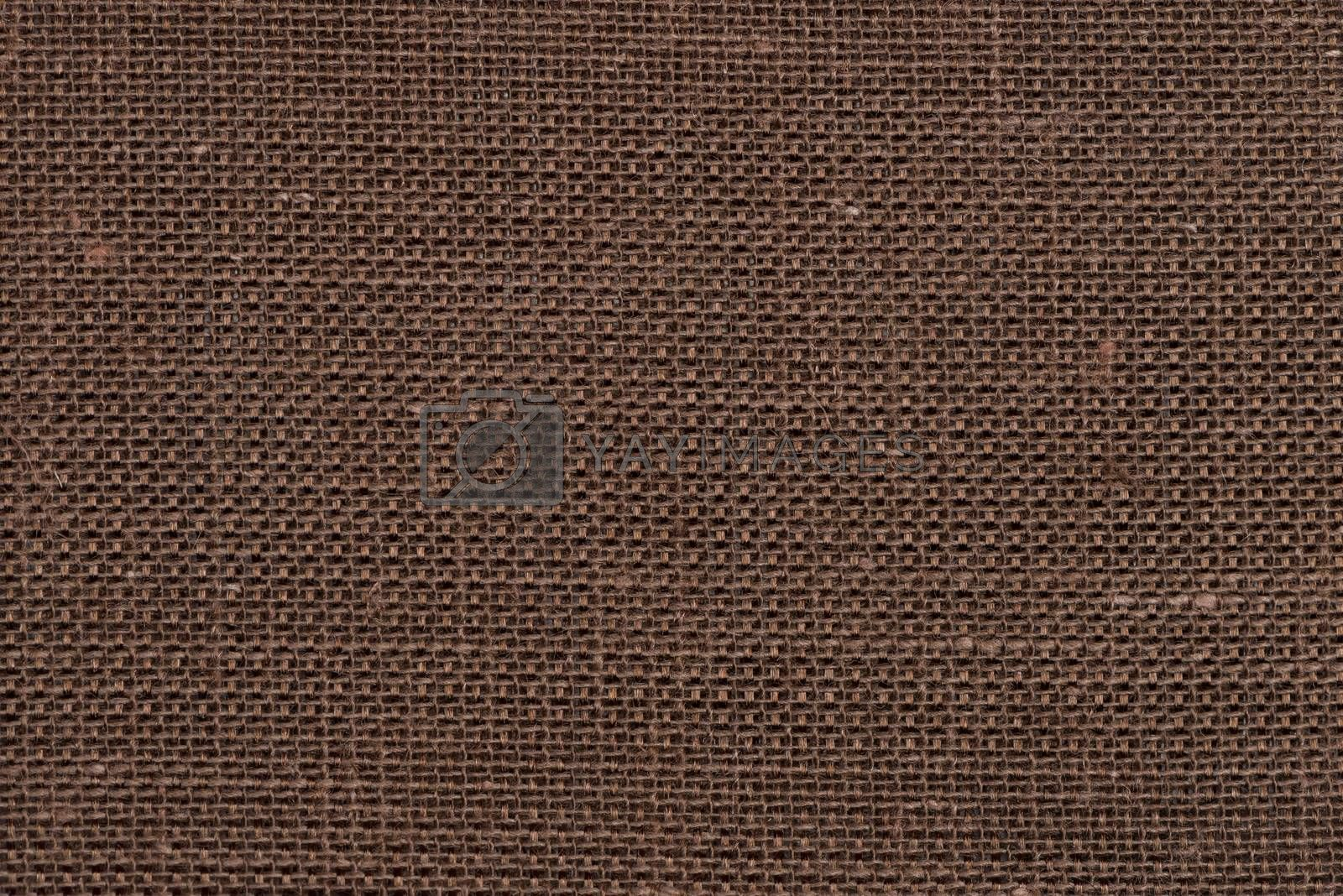 Brown fabric texture by homydesign