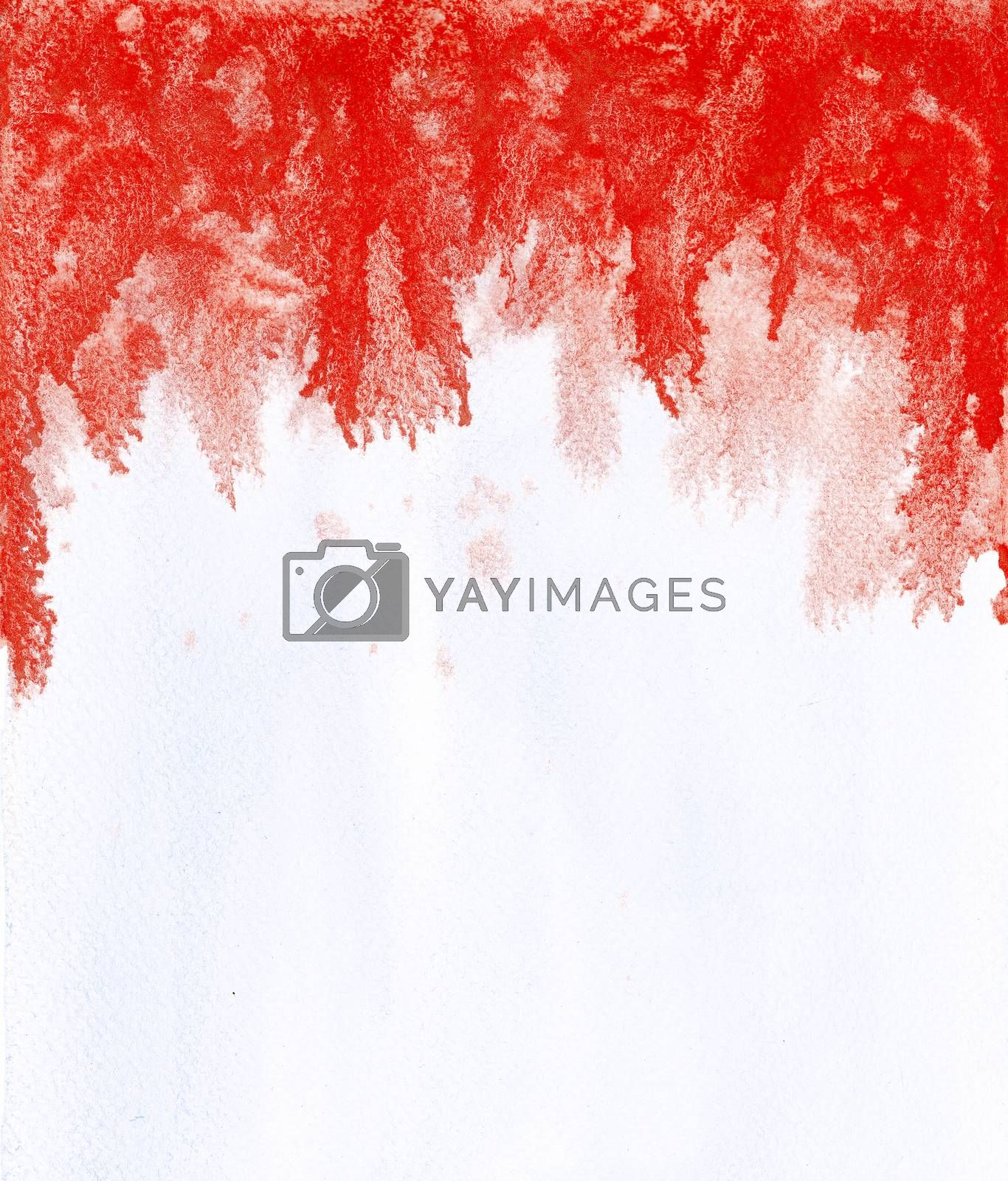 Watercolor abstract  background by kiddaikiddee