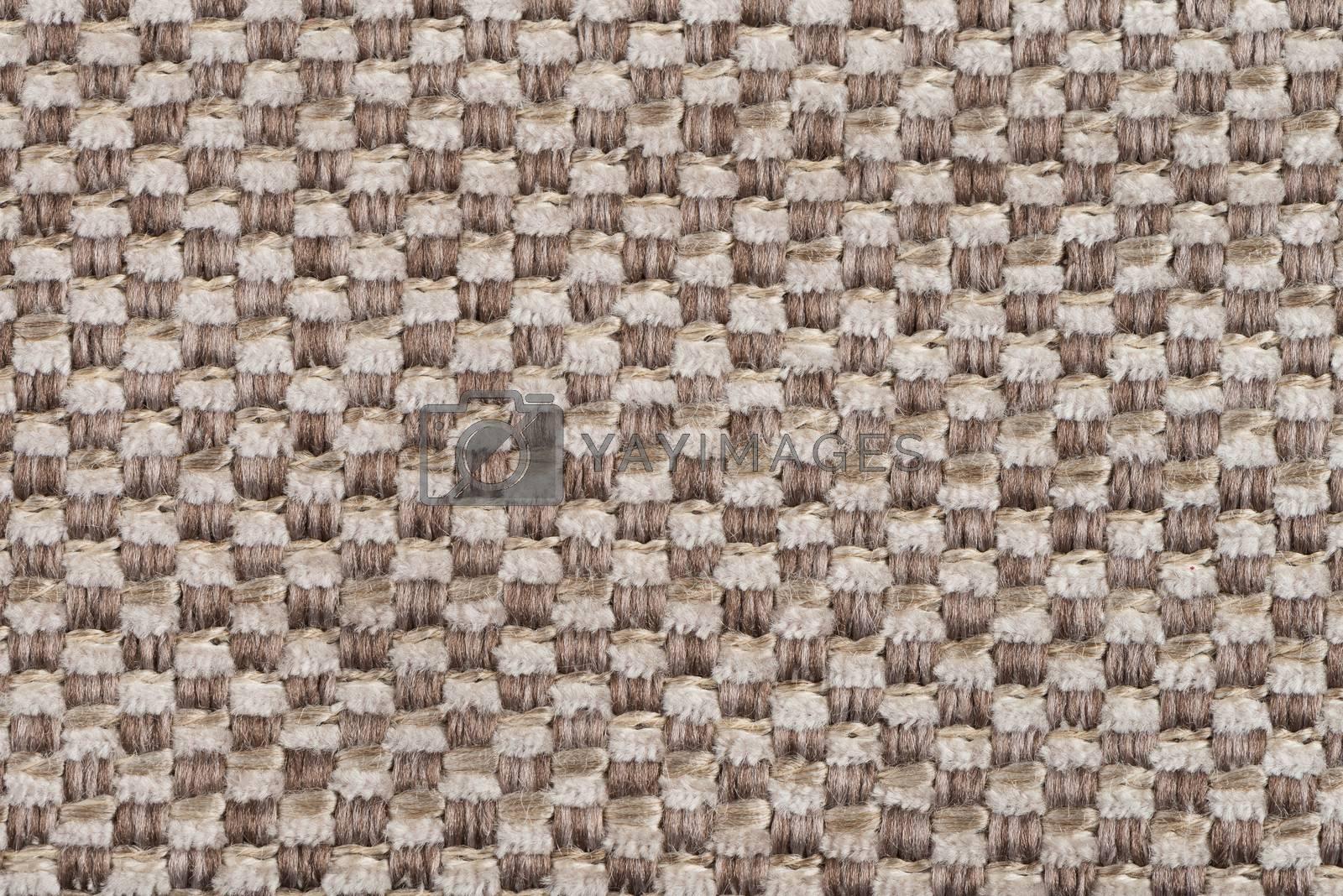 Beige fabric by homydesign