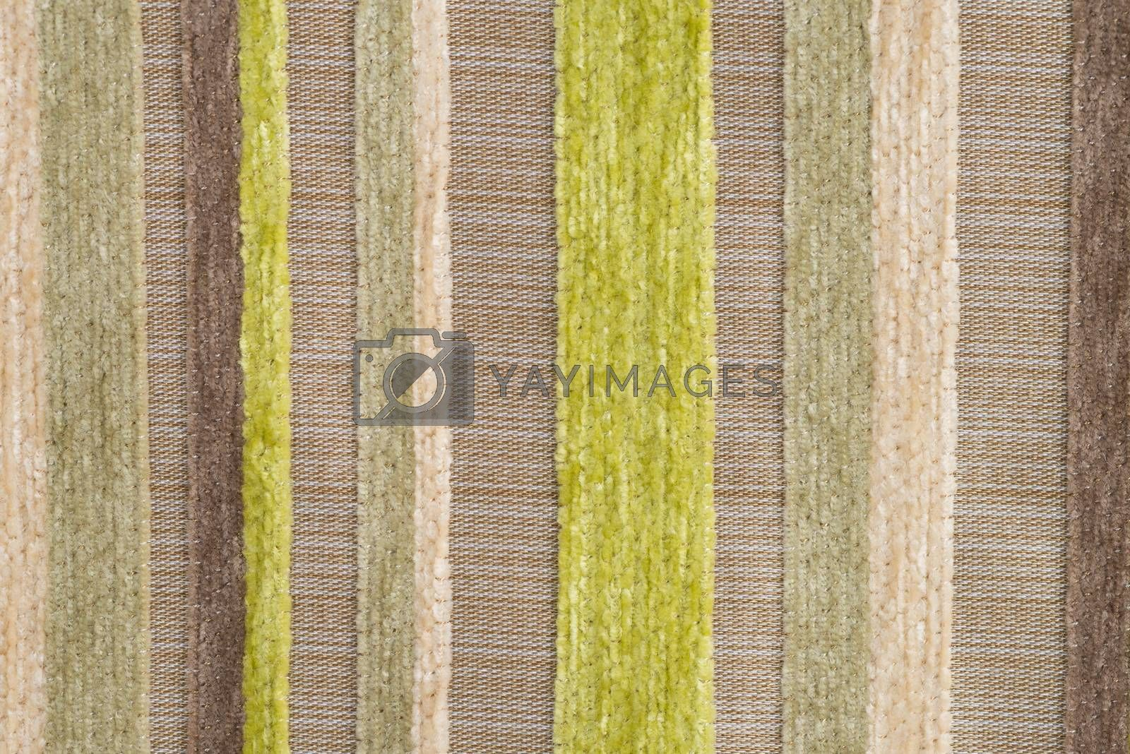 Green fabric by homydesign