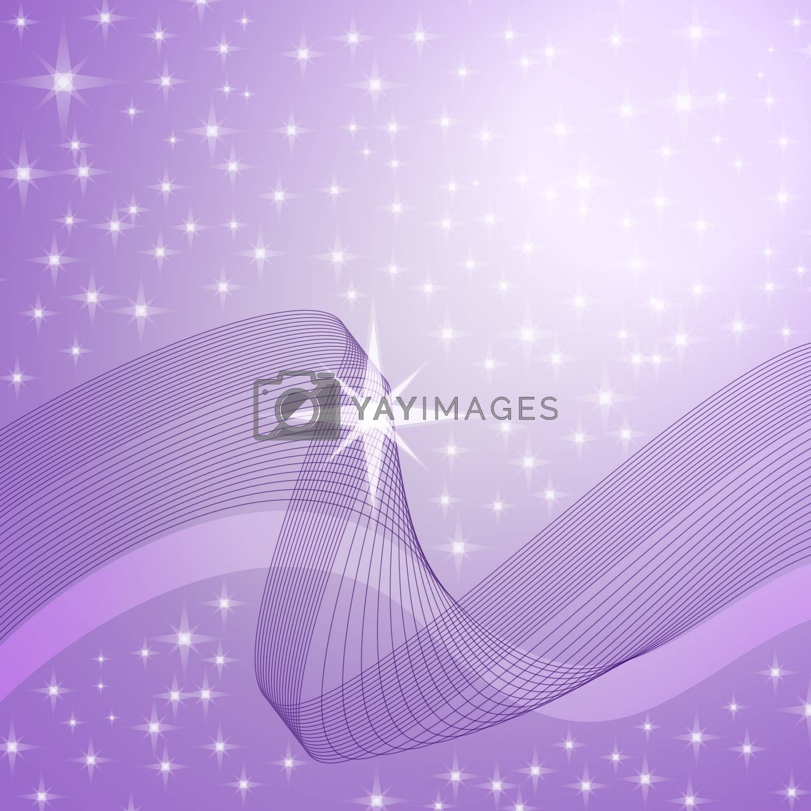 violet background by Ardely