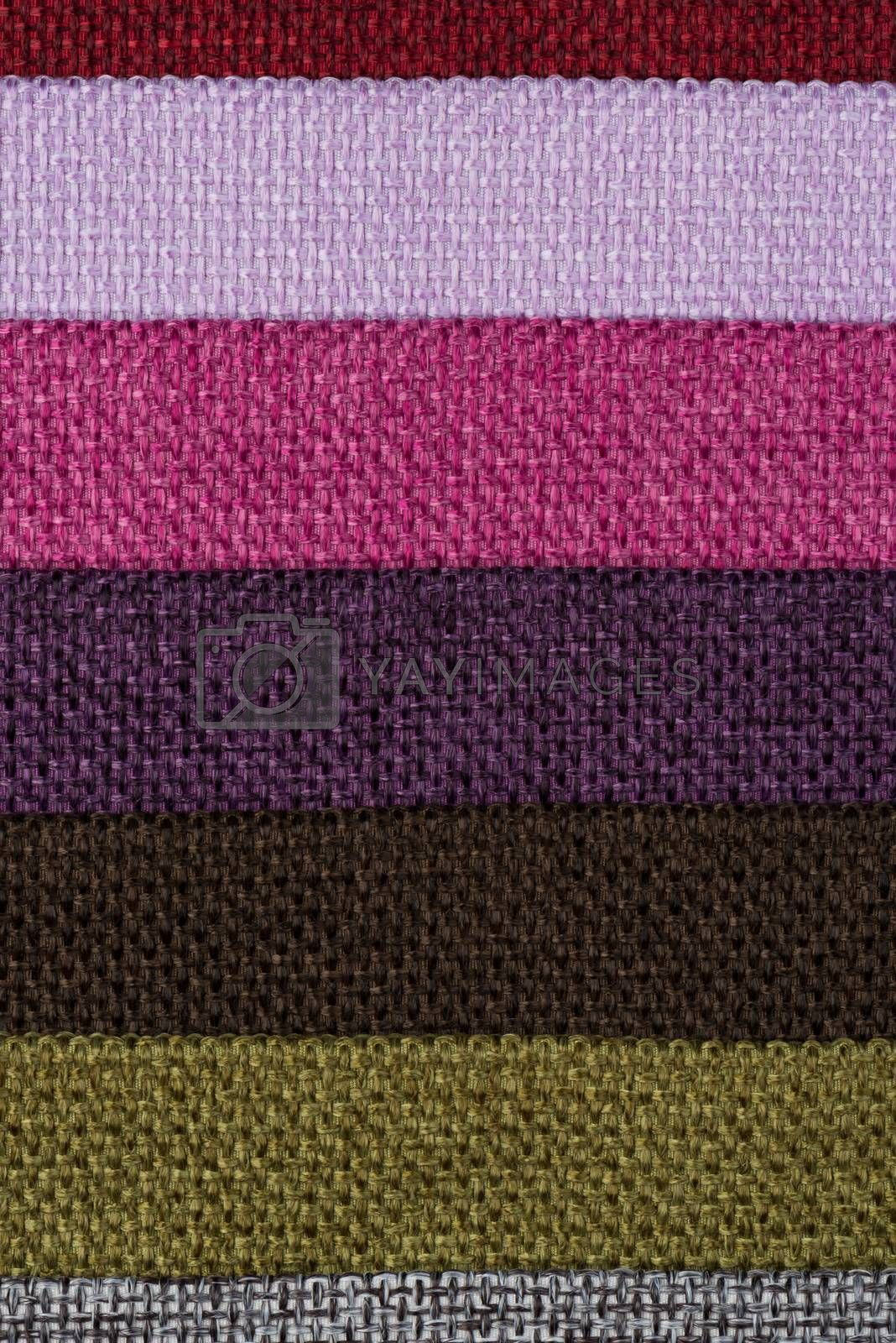 Fabric samples by homydesign