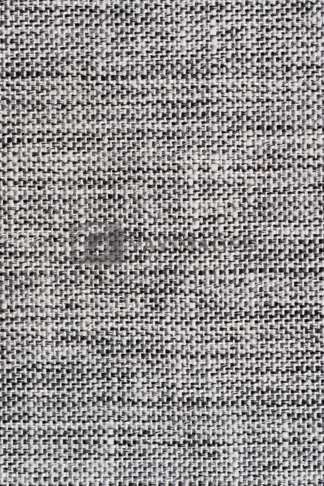Grey fabric by homydesign