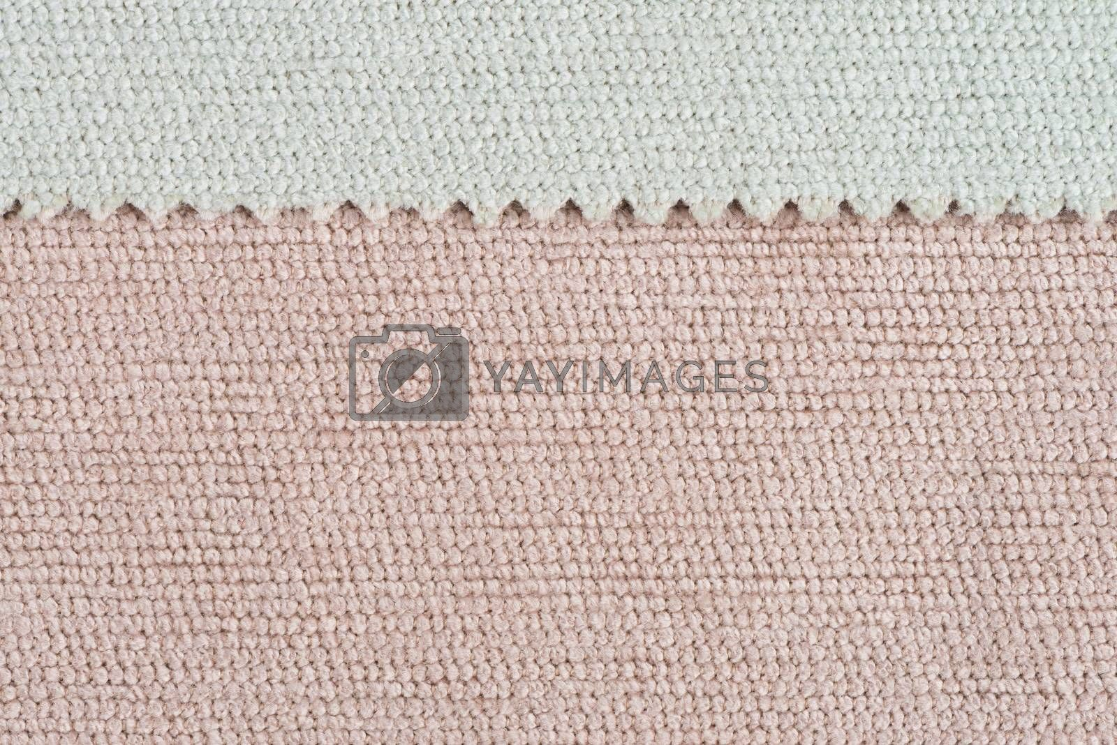 Pink fabric by homydesign