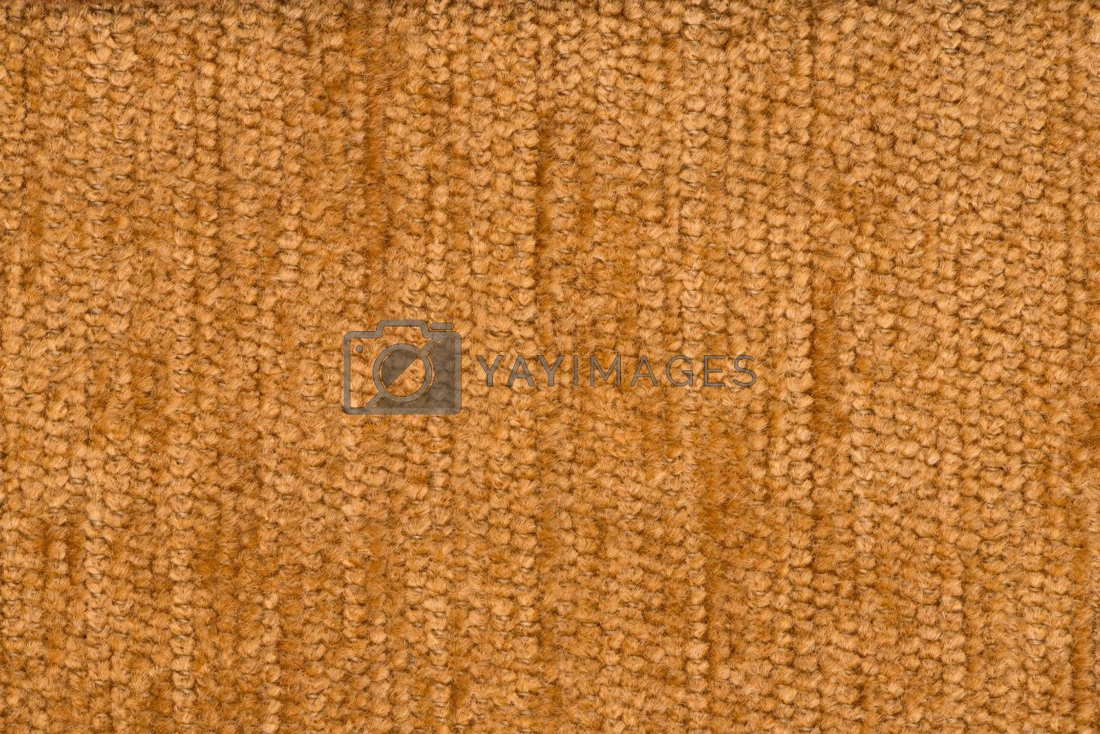 Brown fabric by homydesign