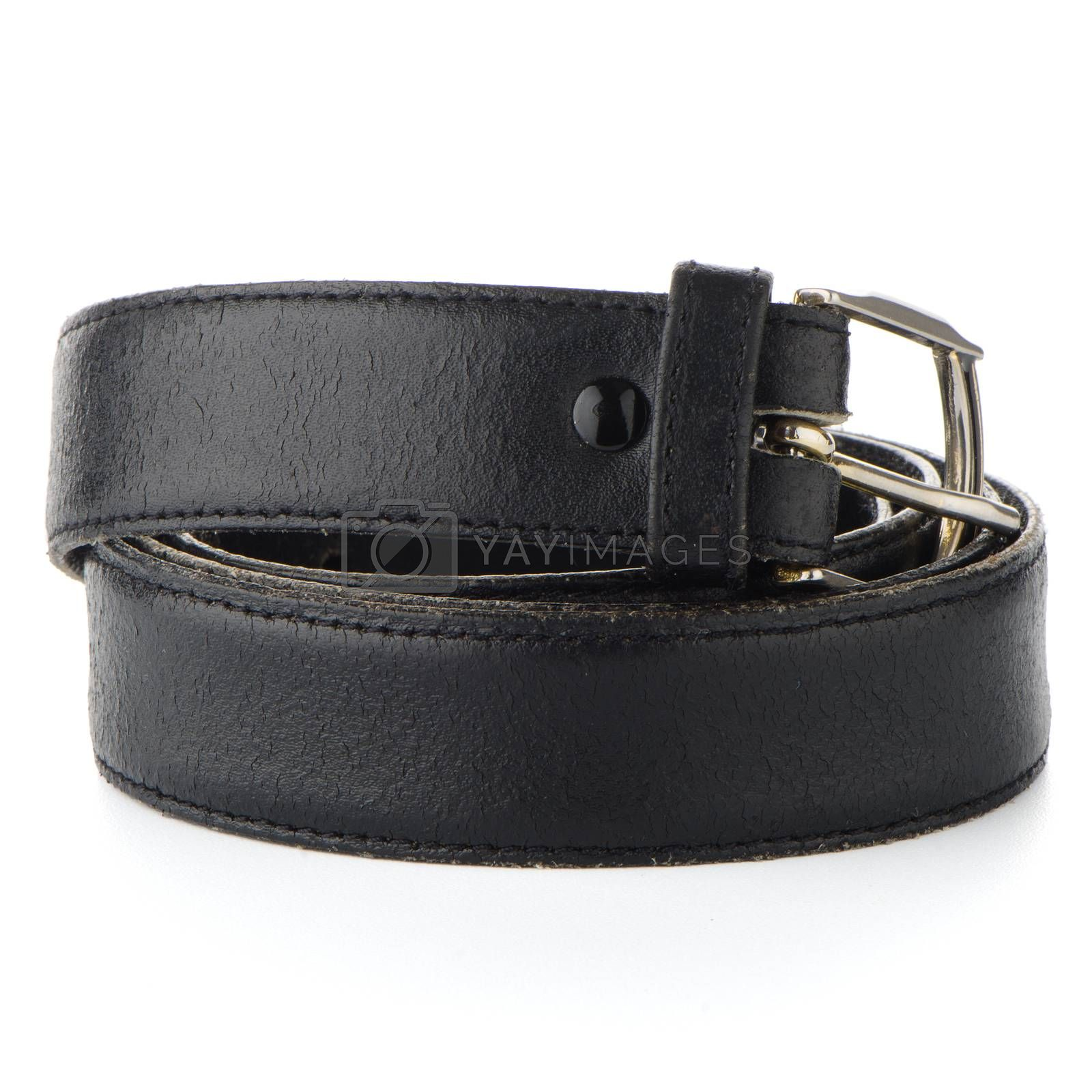 Leather belt by homydesign