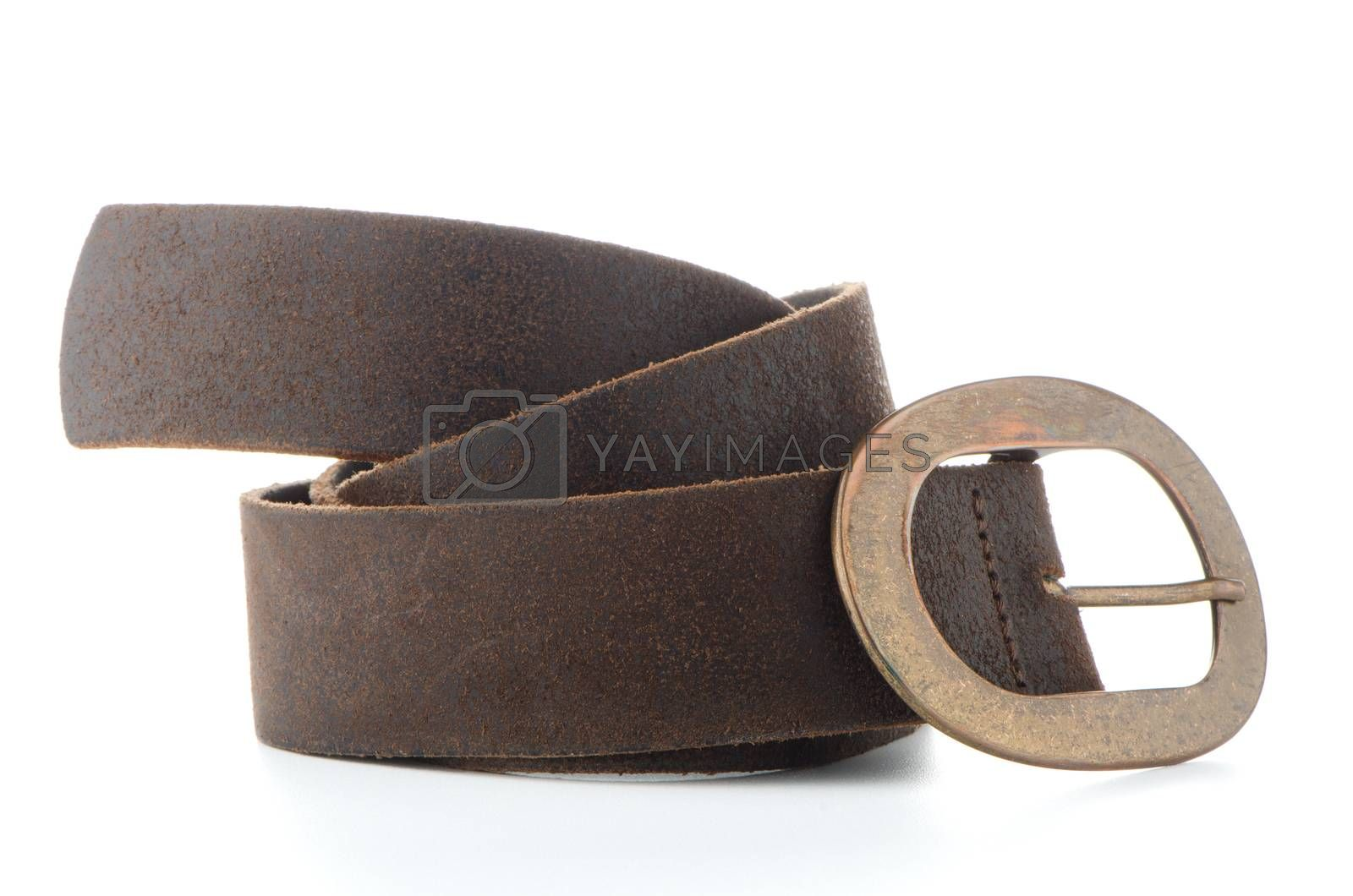 Belt isolated by homydesign