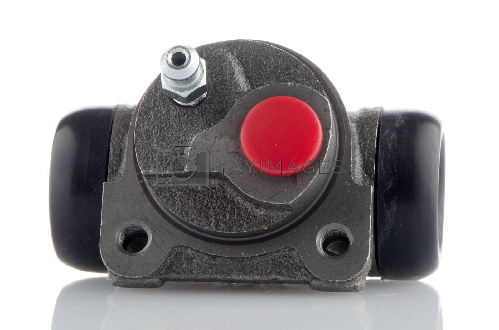 Car cylinder brake drum by homydesign