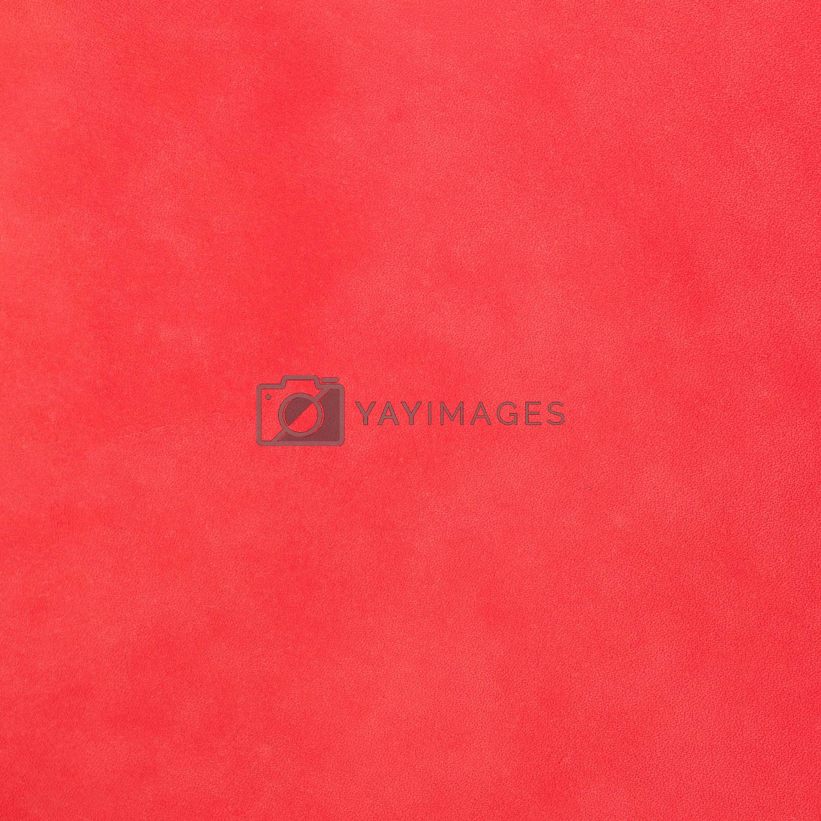 Red leather texture by homydesign