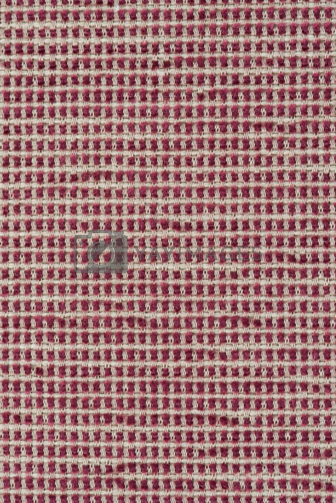 Red woven texture  by homydesign