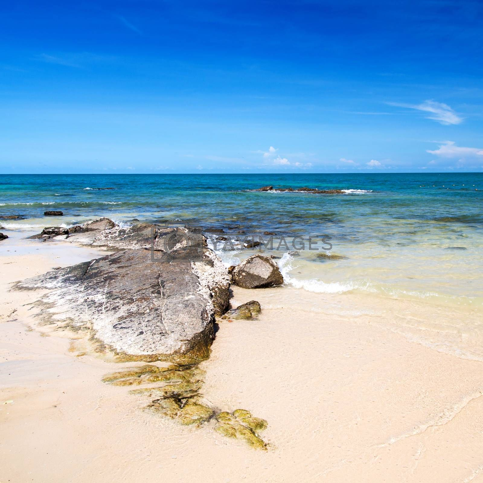Sai Kaew Beach, Mu Koh Samet - Khao Laem Ya National Park, Rayon by jakgree