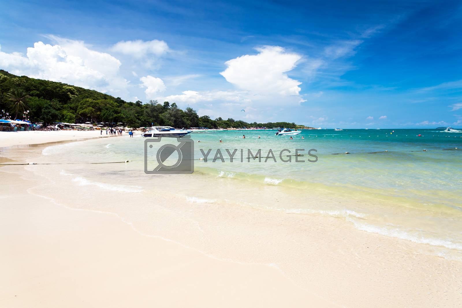 Sai Kaew Beach, Mu Koh Samet - Khao Laem Ya National Park, Rayon by jakgree