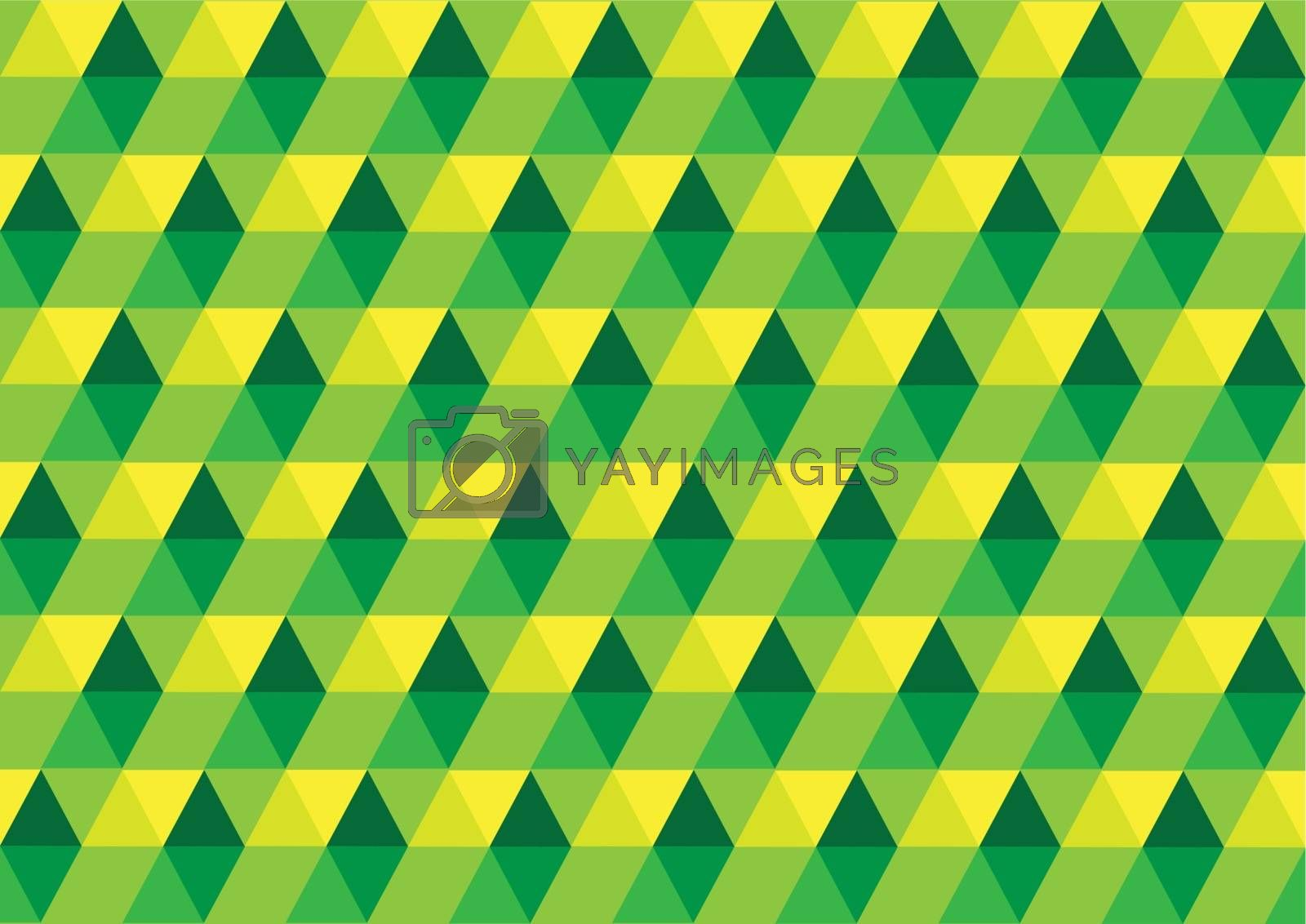 Geometric  abstract  background by kiddaikiddee