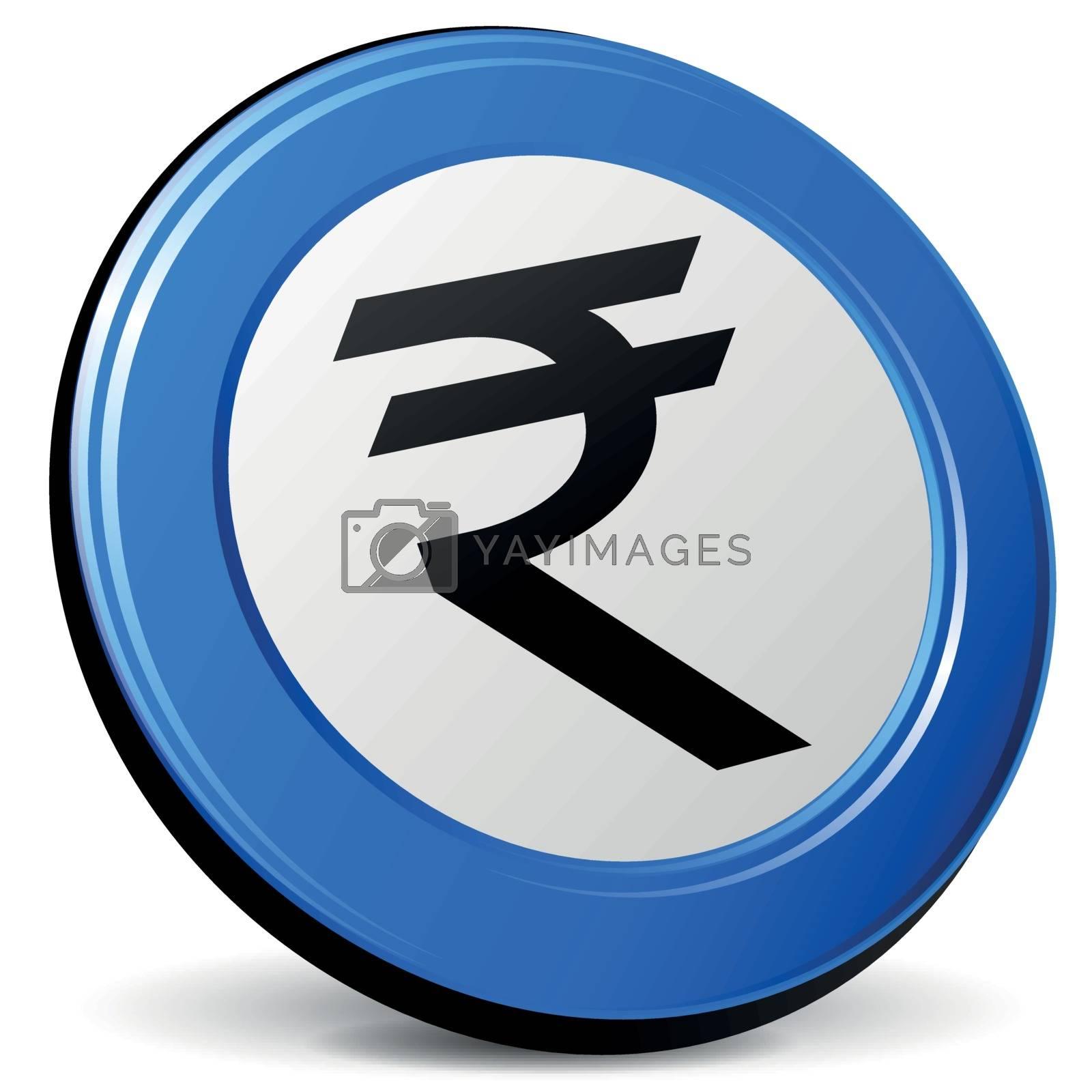 Vector 3d rupee icon by nickylarson974