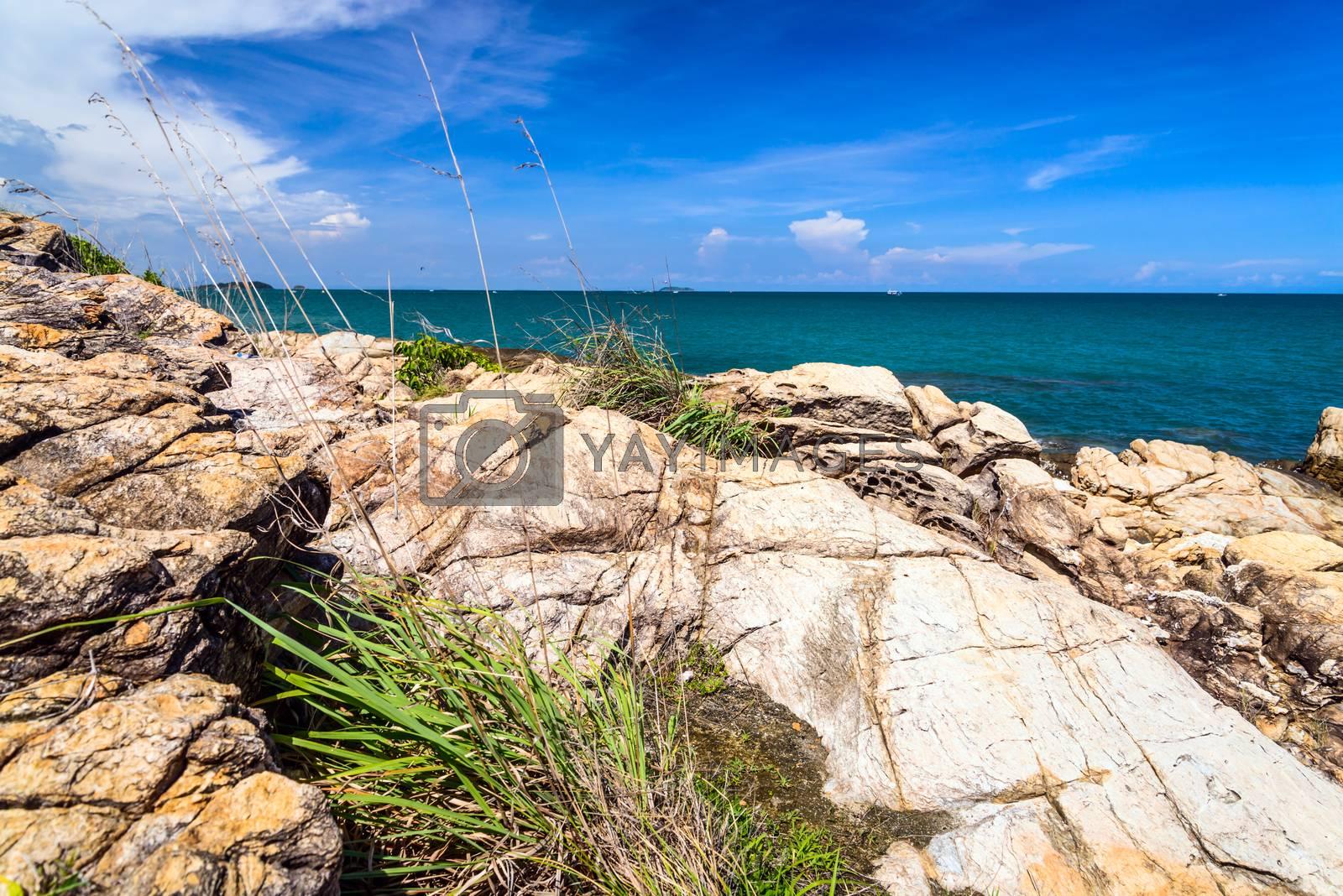 Koh Samet - Khao Laem Ya National Park, Rayong, Gulf of Thailand by jakgree