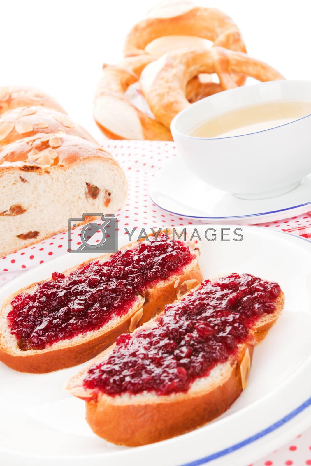 Sweet breakfast. by eskymaks