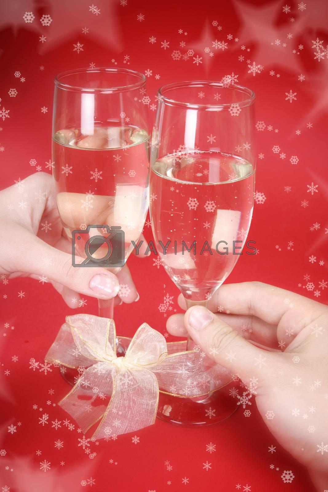 Champagne by arosoft